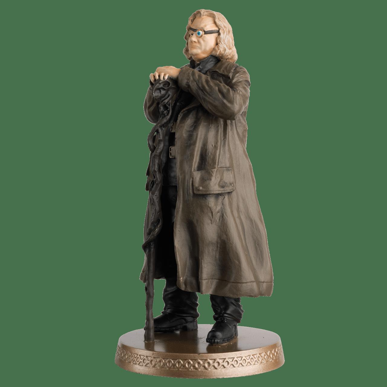 Mad-Eye Moody Figurine: Harry Potter Hero Collector - 2