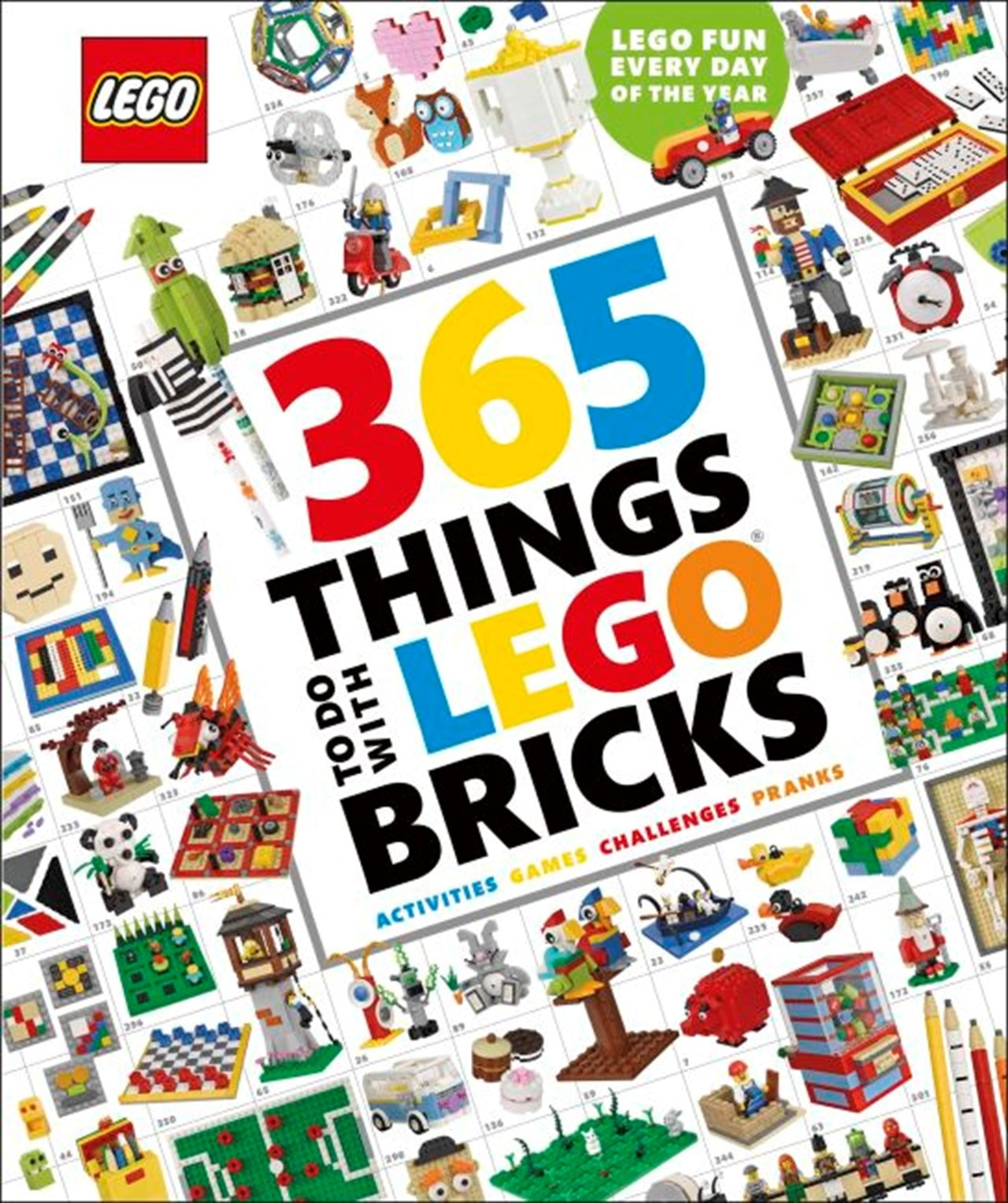 365 Things To Do With Lego Bricks - 1
