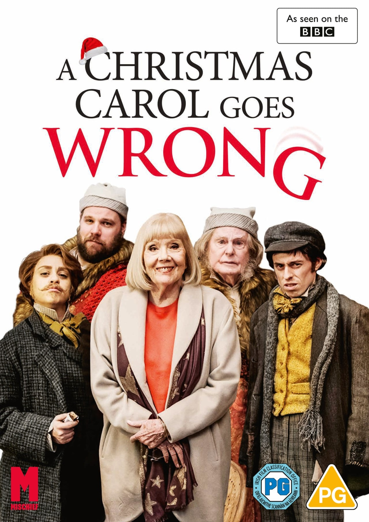 A Christmas Carol Goes Wrong - 1