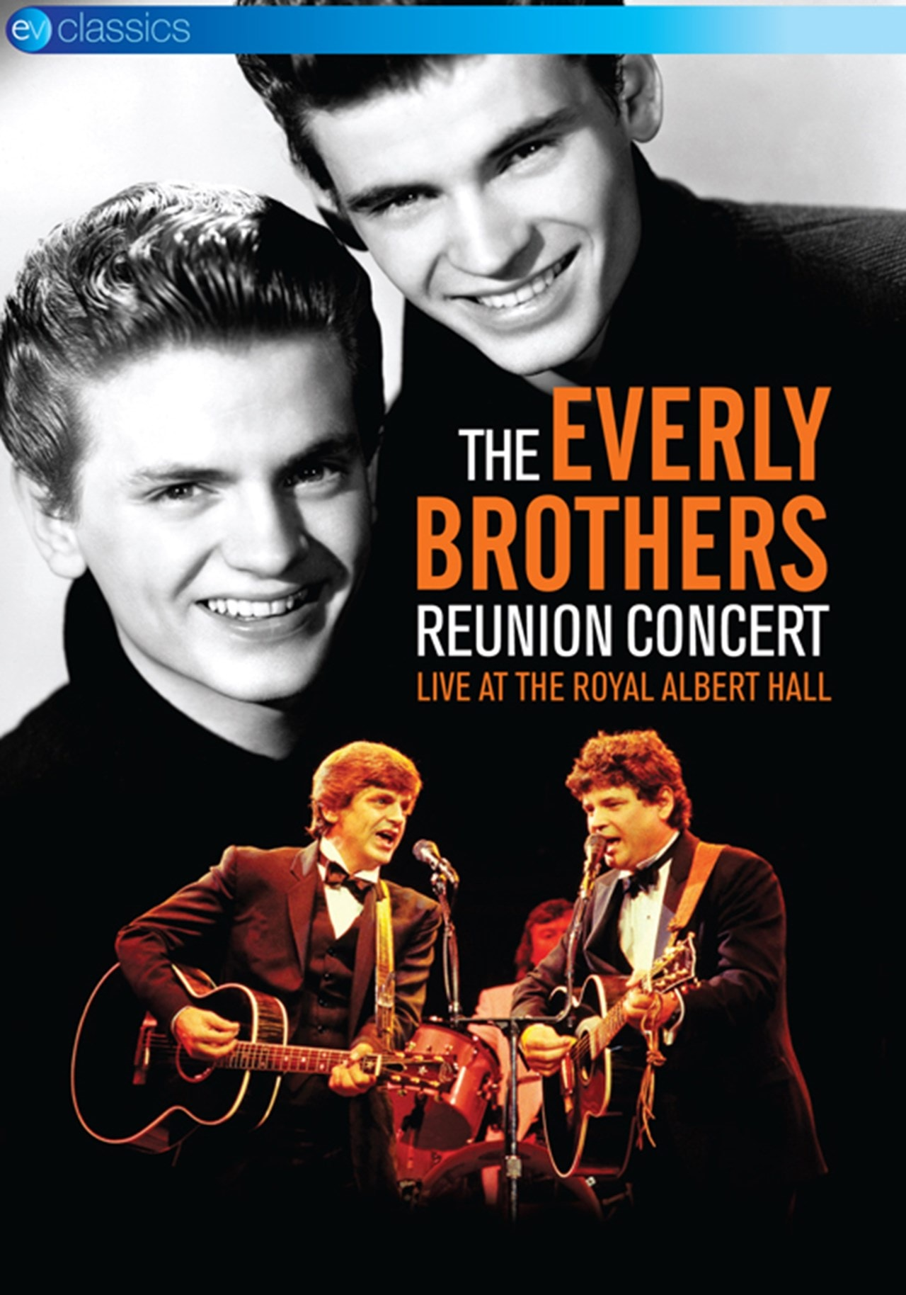 The Everly Brothers: Reunion Concert - Live at Royal Albert Hall - 1