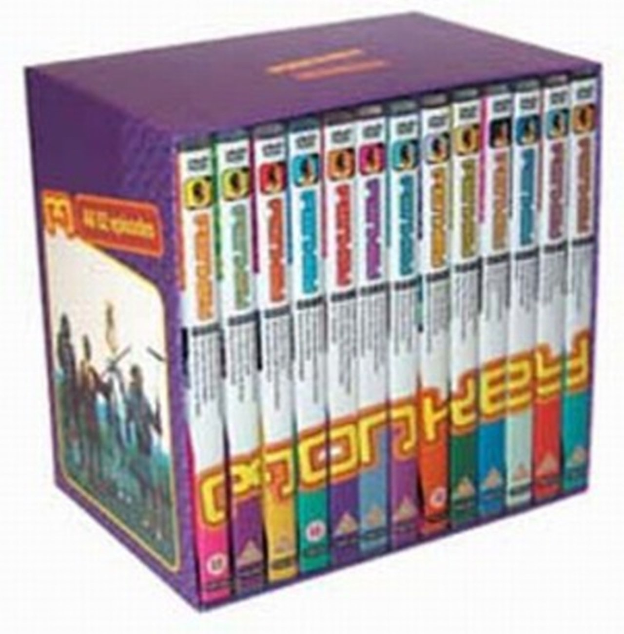 Monkey The Complete Collection Dvd Box Set Free Shipping Over 20 Hmv Store