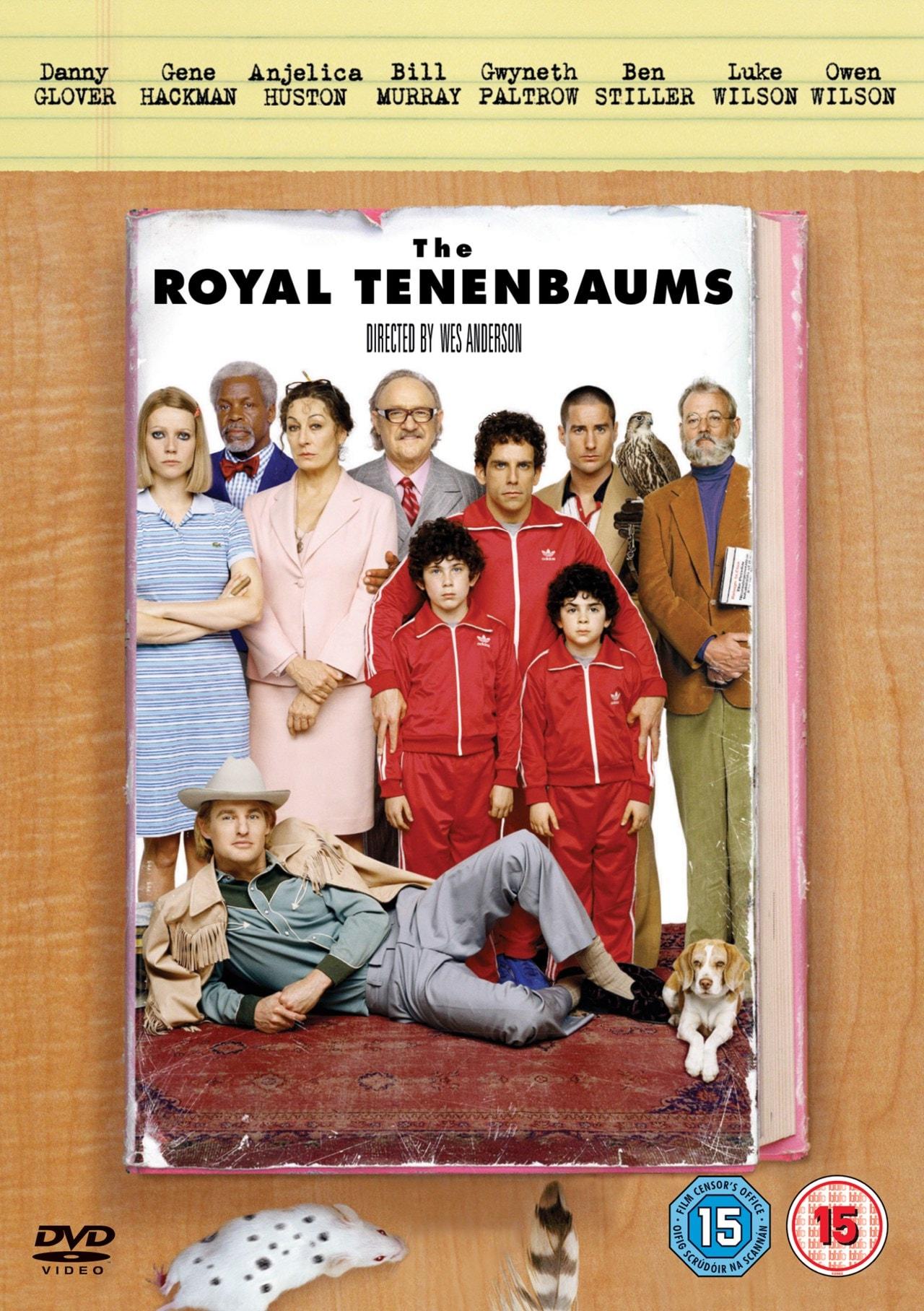 The Royal Tenenbaums - 1