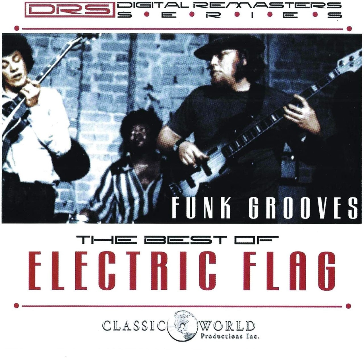 Funk Grooves: The Best of Electric Flag - 1