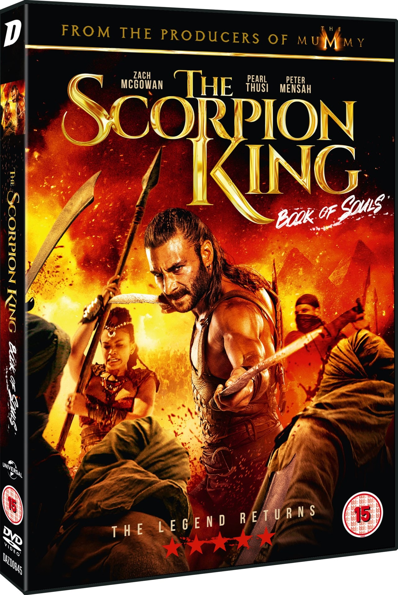 The Scorpion King - Book of Souls - 2