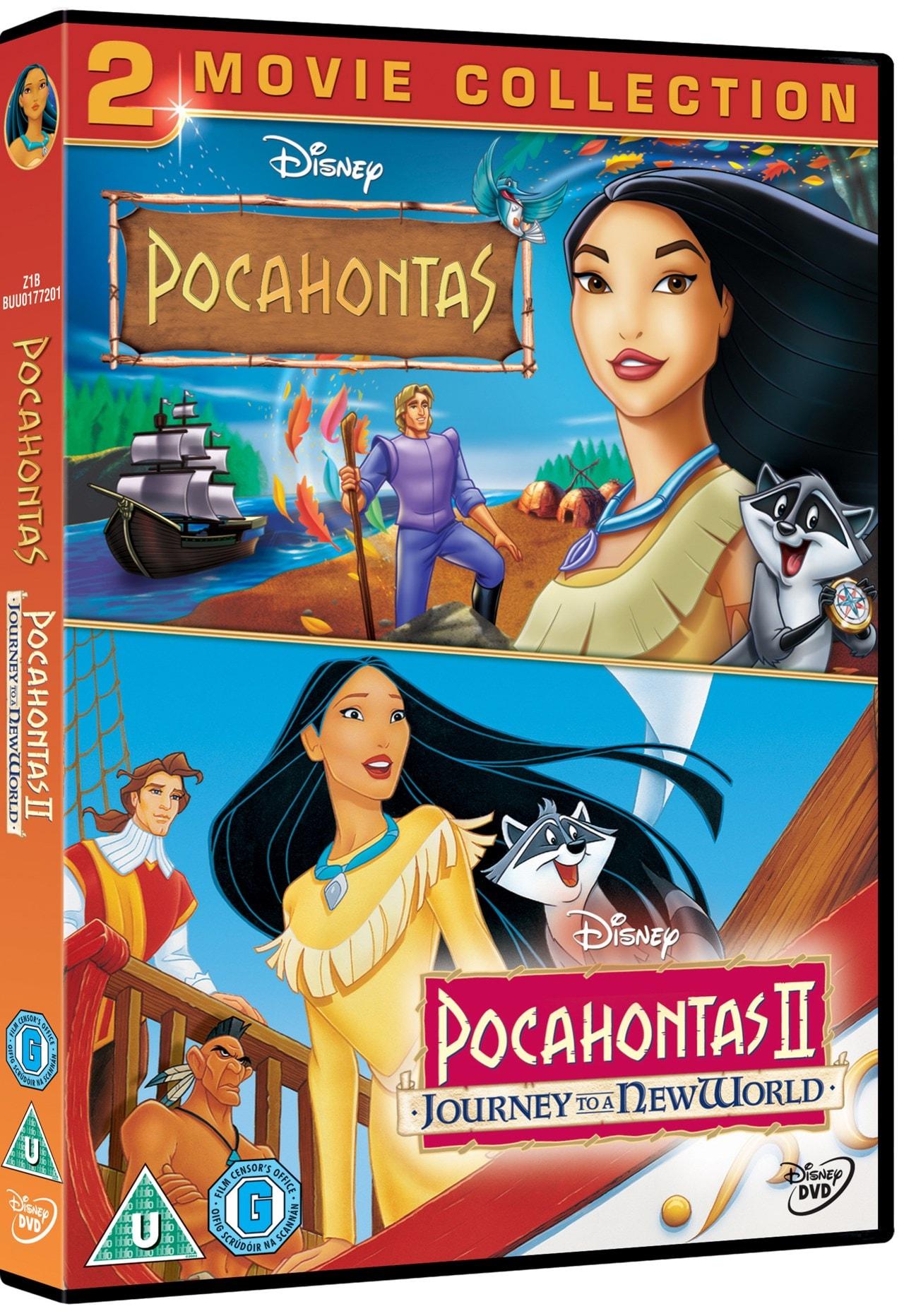 Pocahontas/Pocahontas II - Journey to a New World - 2