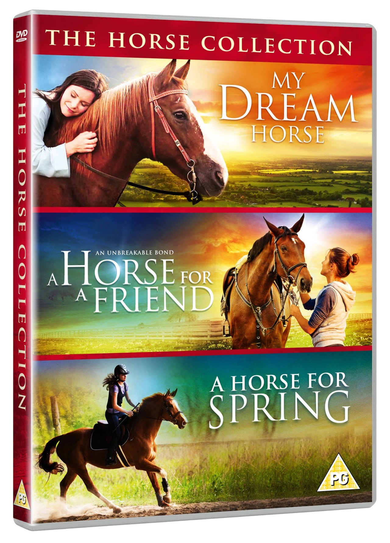 The Horse Collection - My Dream Horse/A Horse for a Friend/... - 2