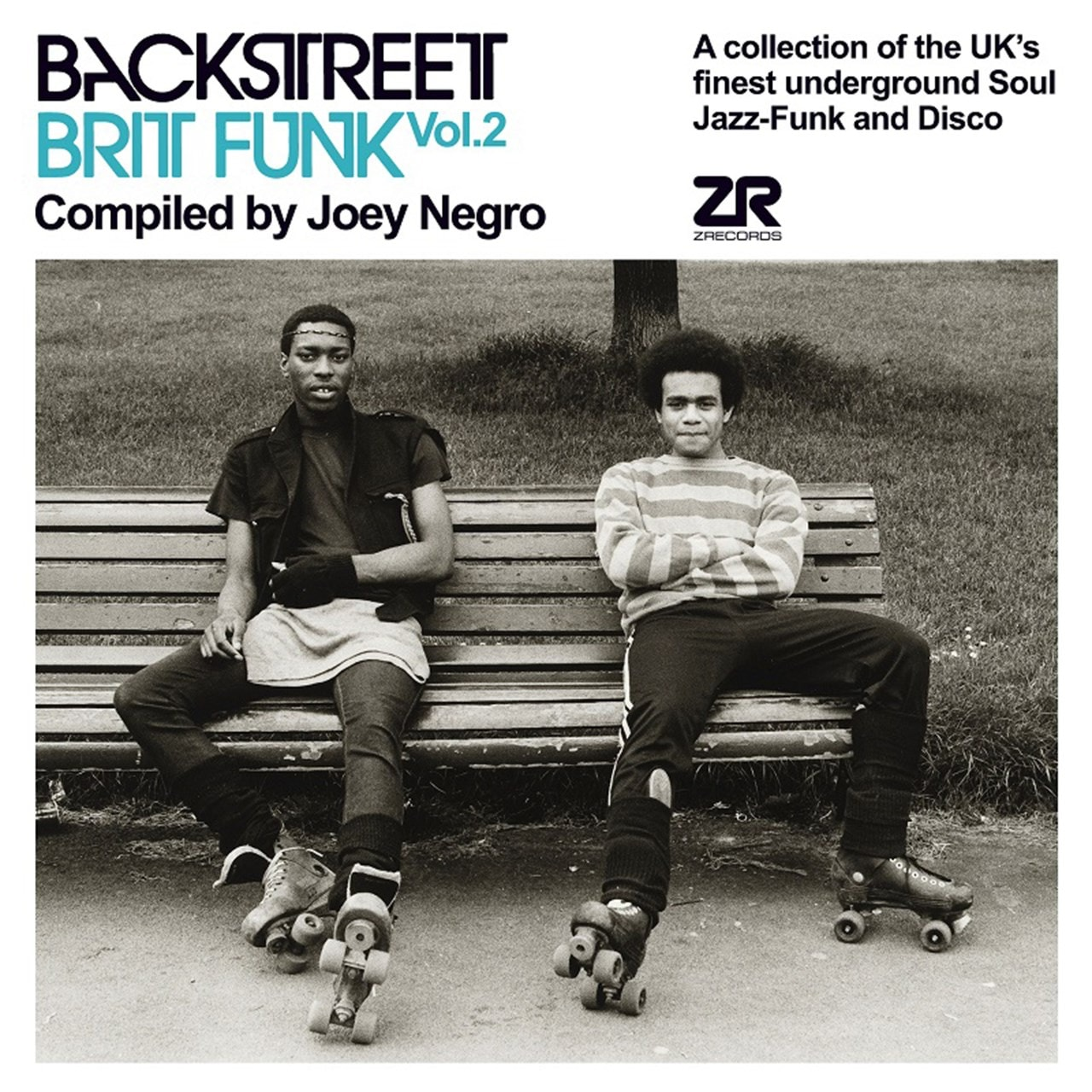 Backstreet Brit Funk: Compiled By Joey Negro - Volume 2 - 2