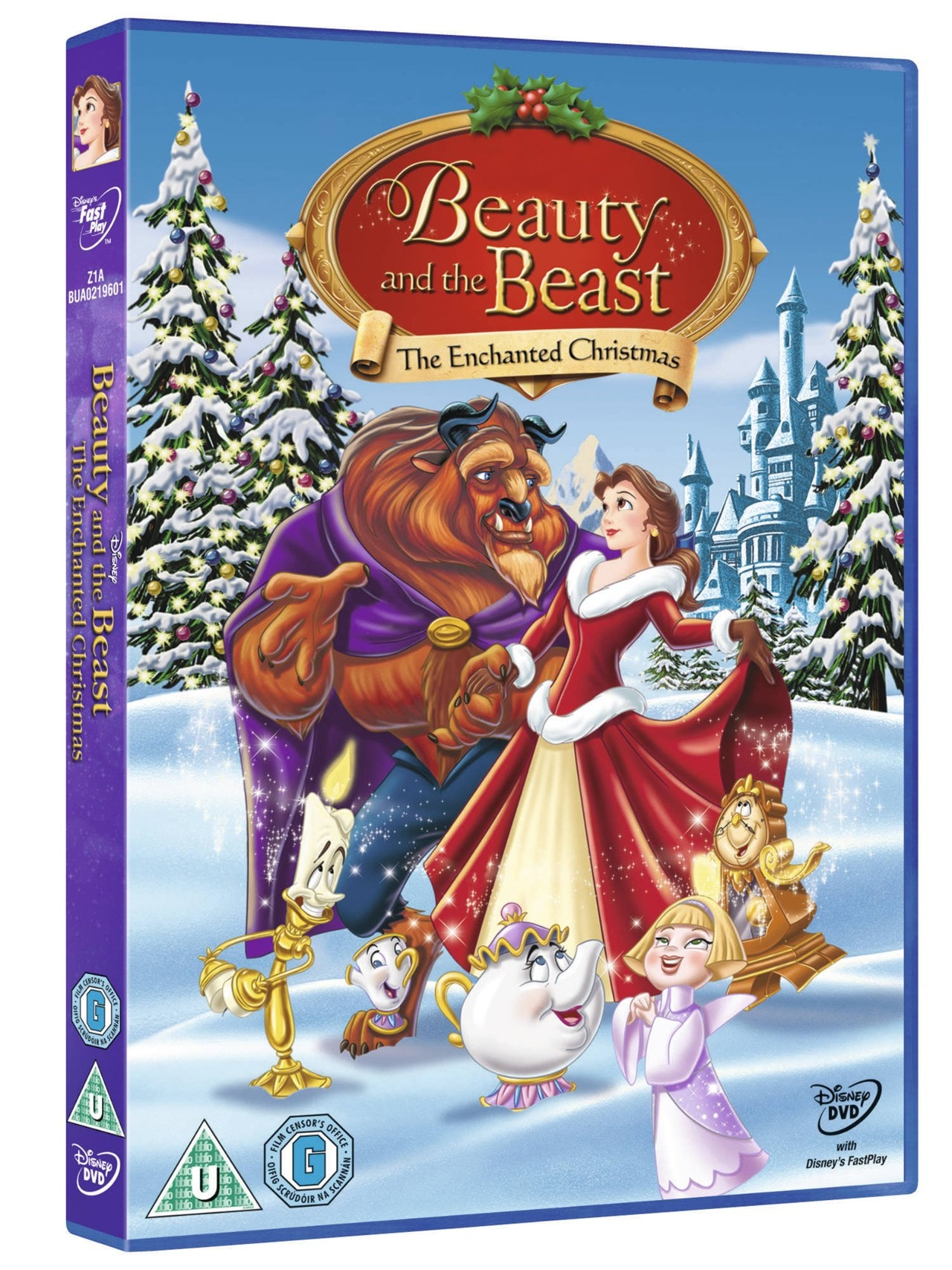 Beauty and the Beast: The Enchanted Christmas - 2