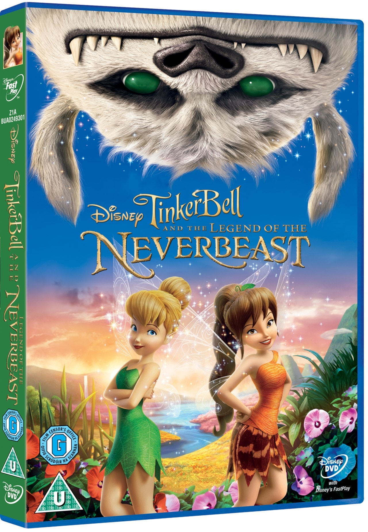 Tinker Bell and the Legend of the NeverBeast - 2