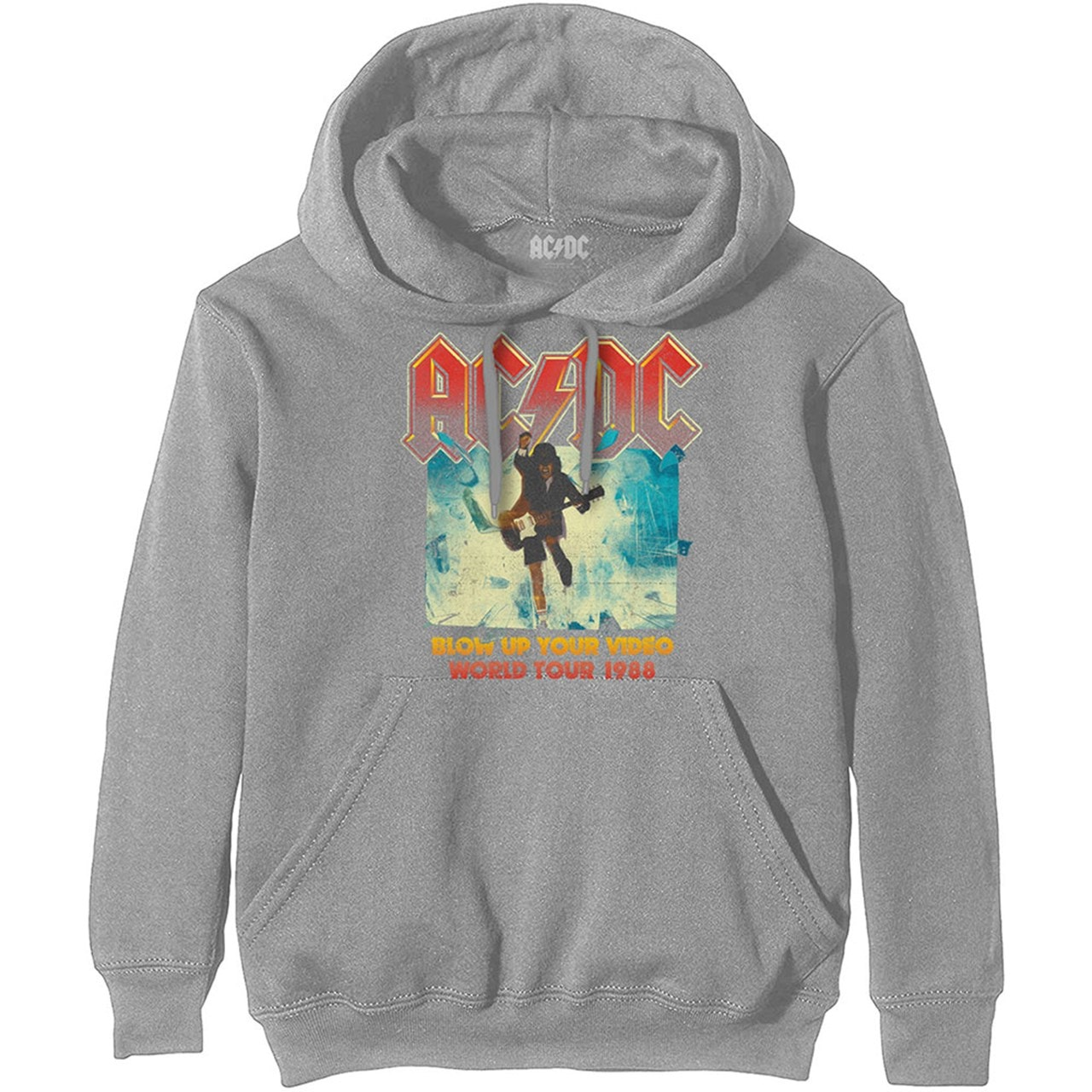 AC/DC: Blow Up Your Video Hoodie (Large) - 1
