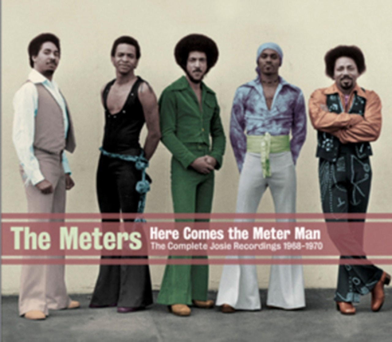 Here Comes the Meter Man: The Complete Josie Recordings 1968-1970 - 1