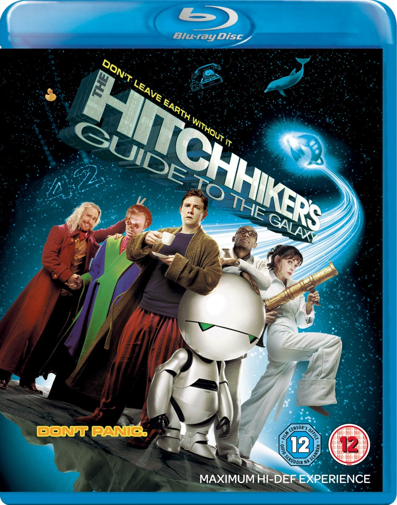 The Hitchhiker's Guide to the Galaxy - 1