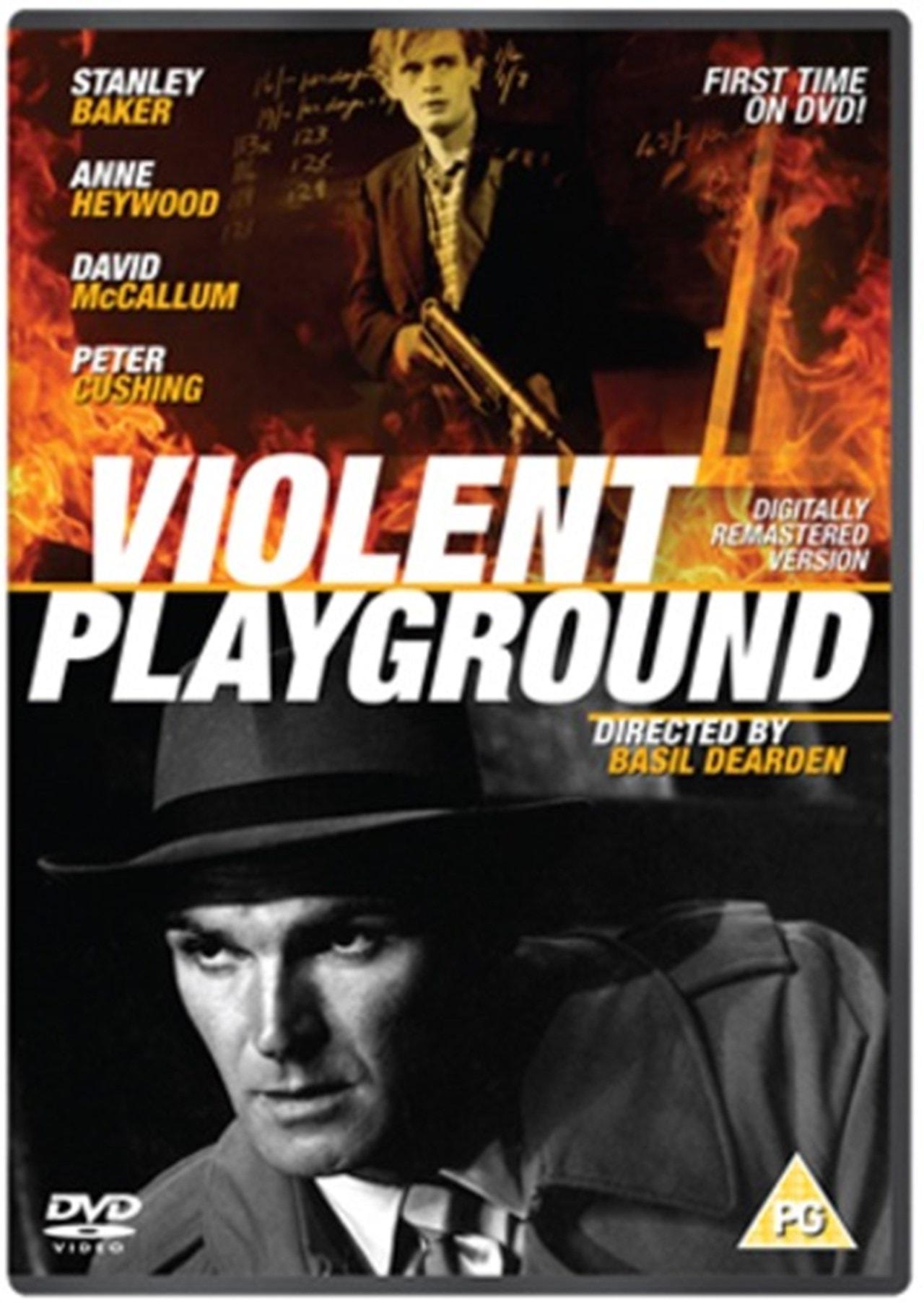 Violent Playground - 1