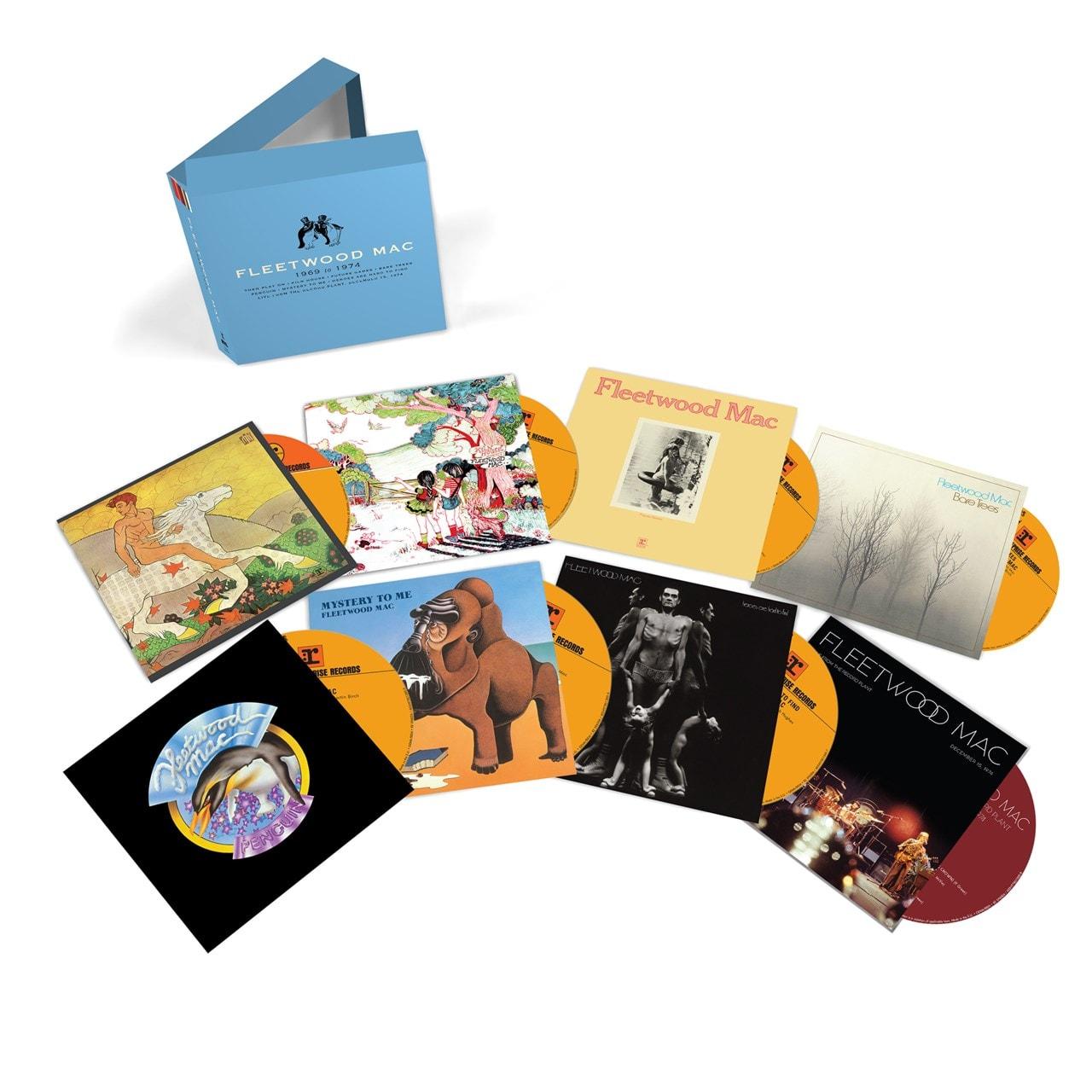 Fleetwood Mac 1969 to 1974 - 2