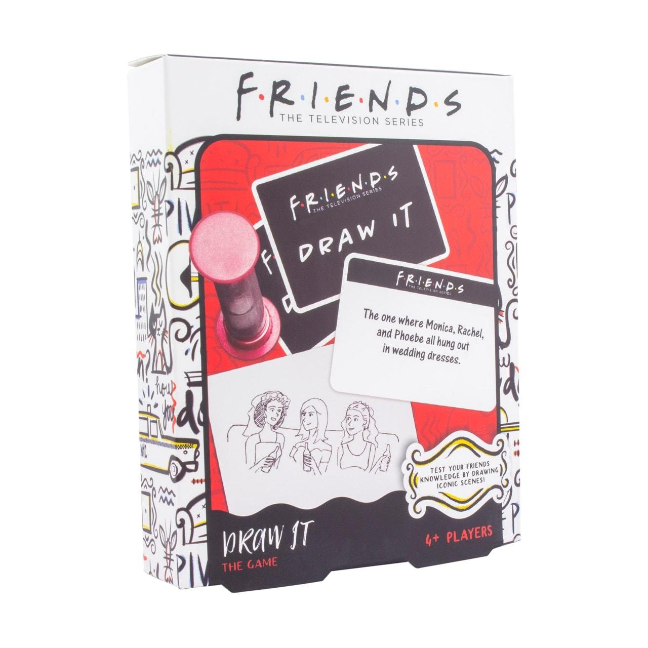 Friends: Draw It - 1
