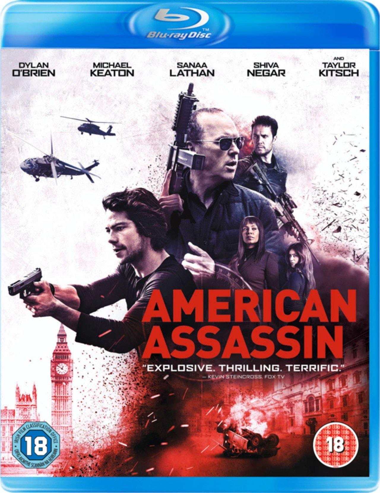 American Assassin - 1