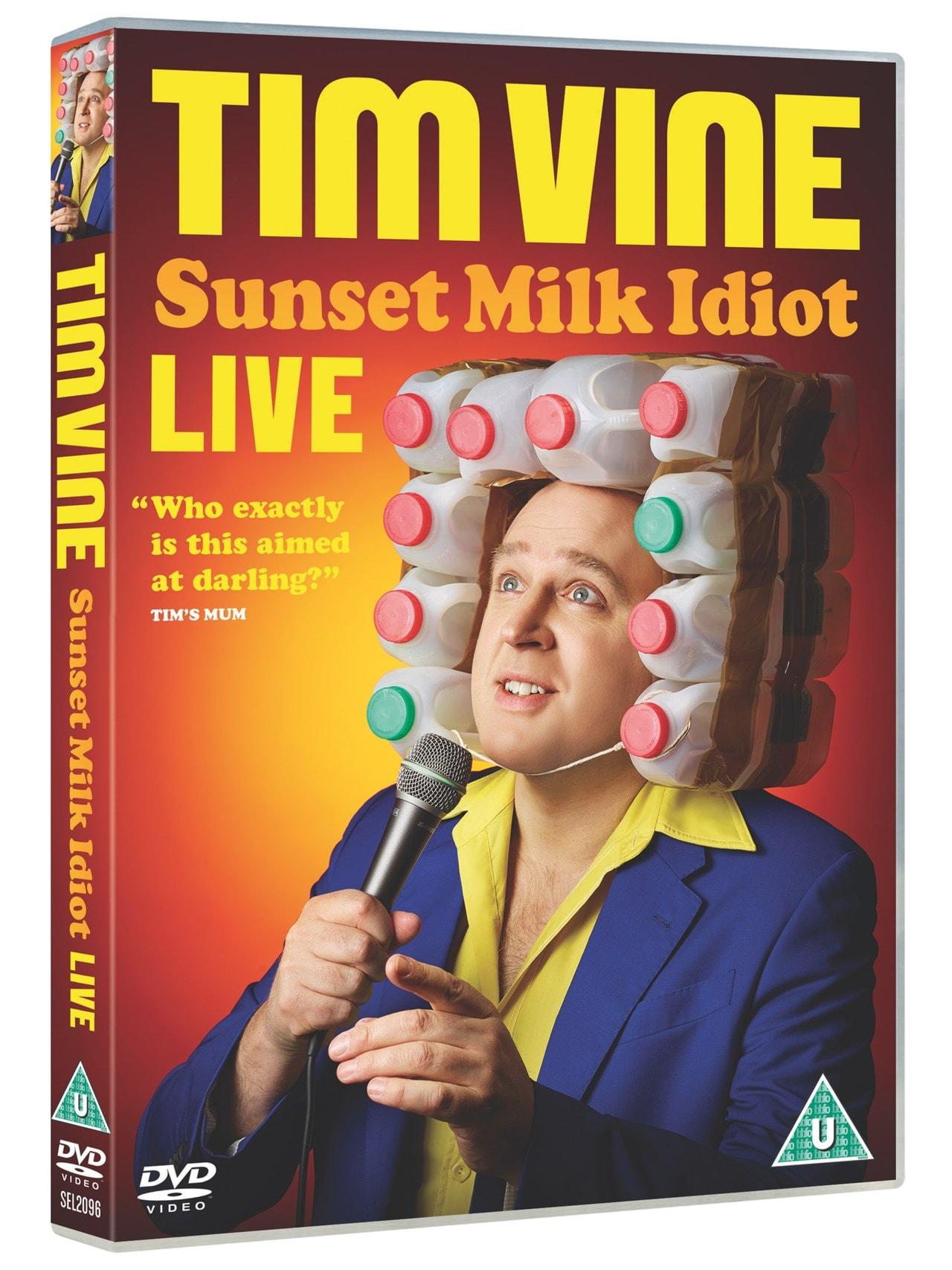 Tim Vine: Sunset Milk Idiot - 2