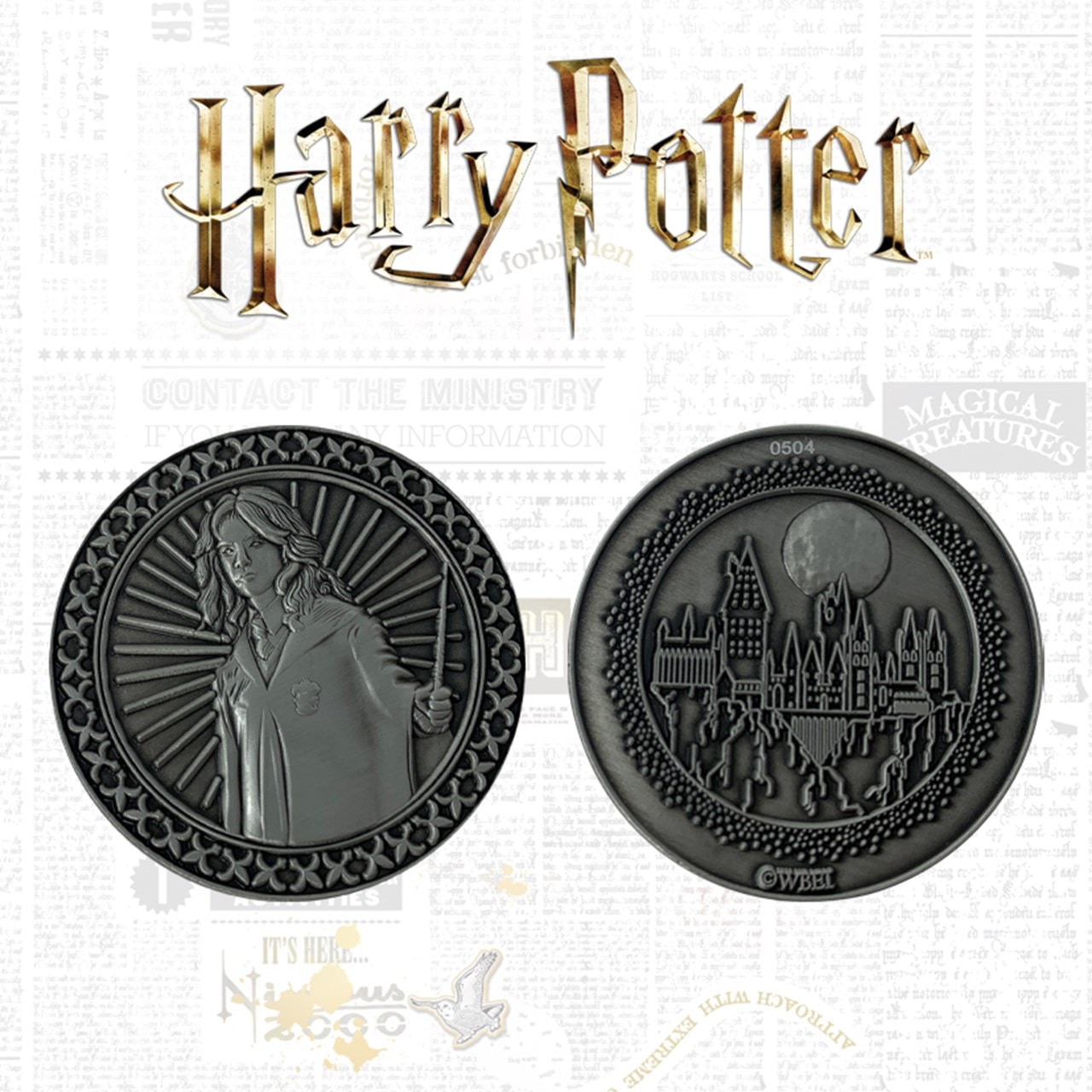 Hermione: Harry Potter Coin - 1