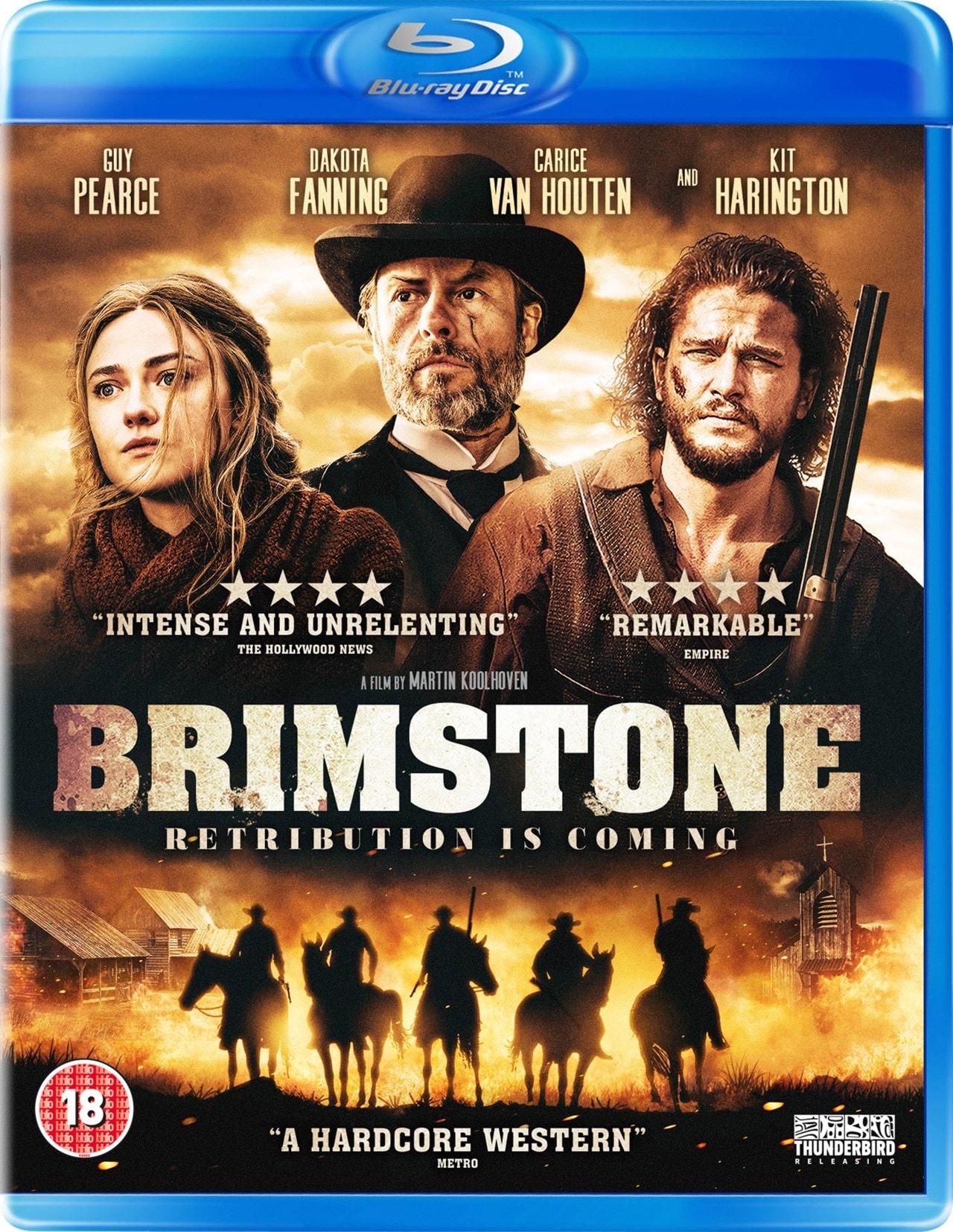 Brimstone - 1