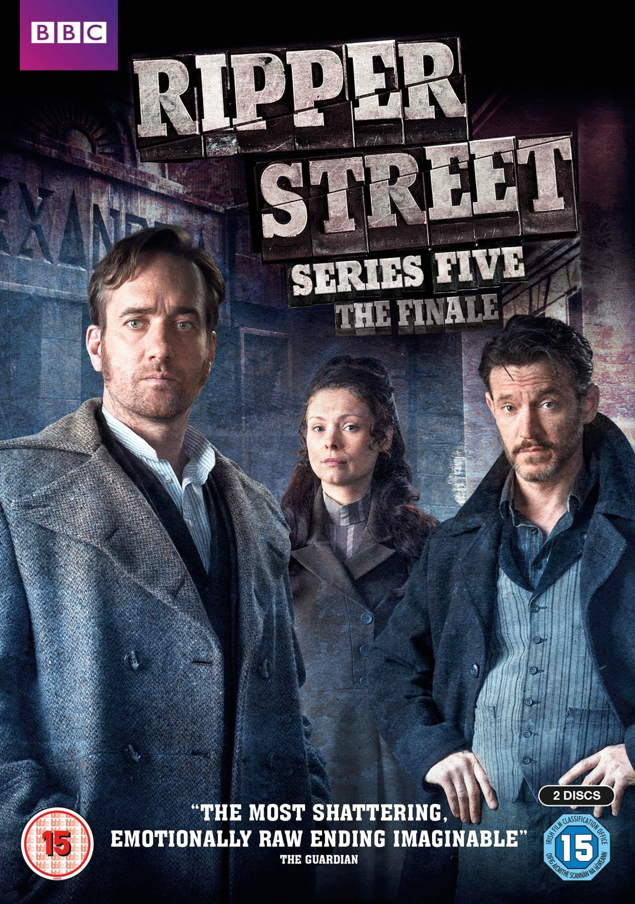Ripper Street: Series Five - The Finale - 1
