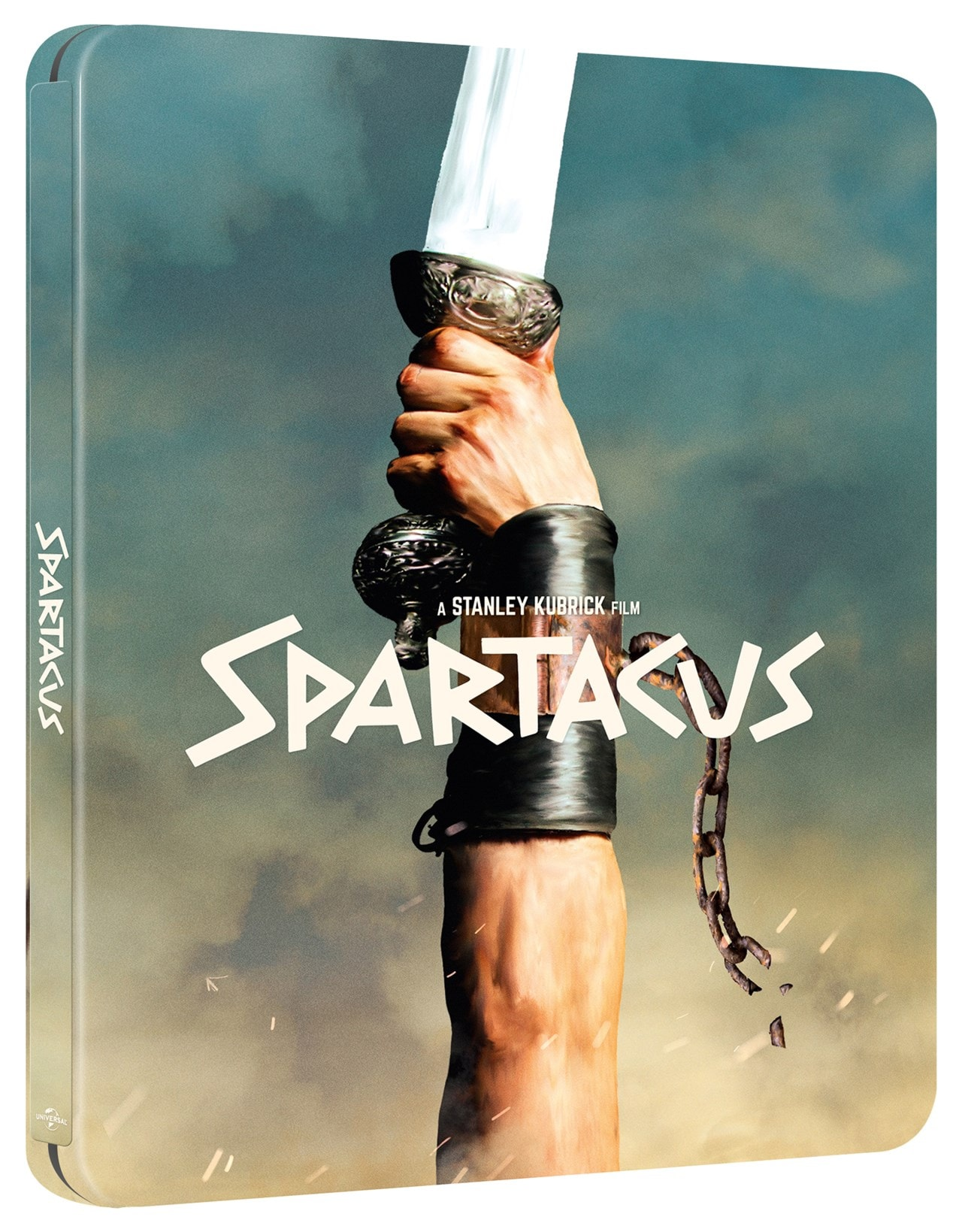 Spartacus 60th Anniversay Limited Edition 4K Ultra HD Steelbook - 1