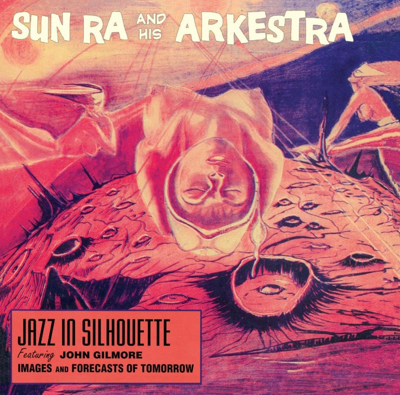 Jazz in Silhouette - 1