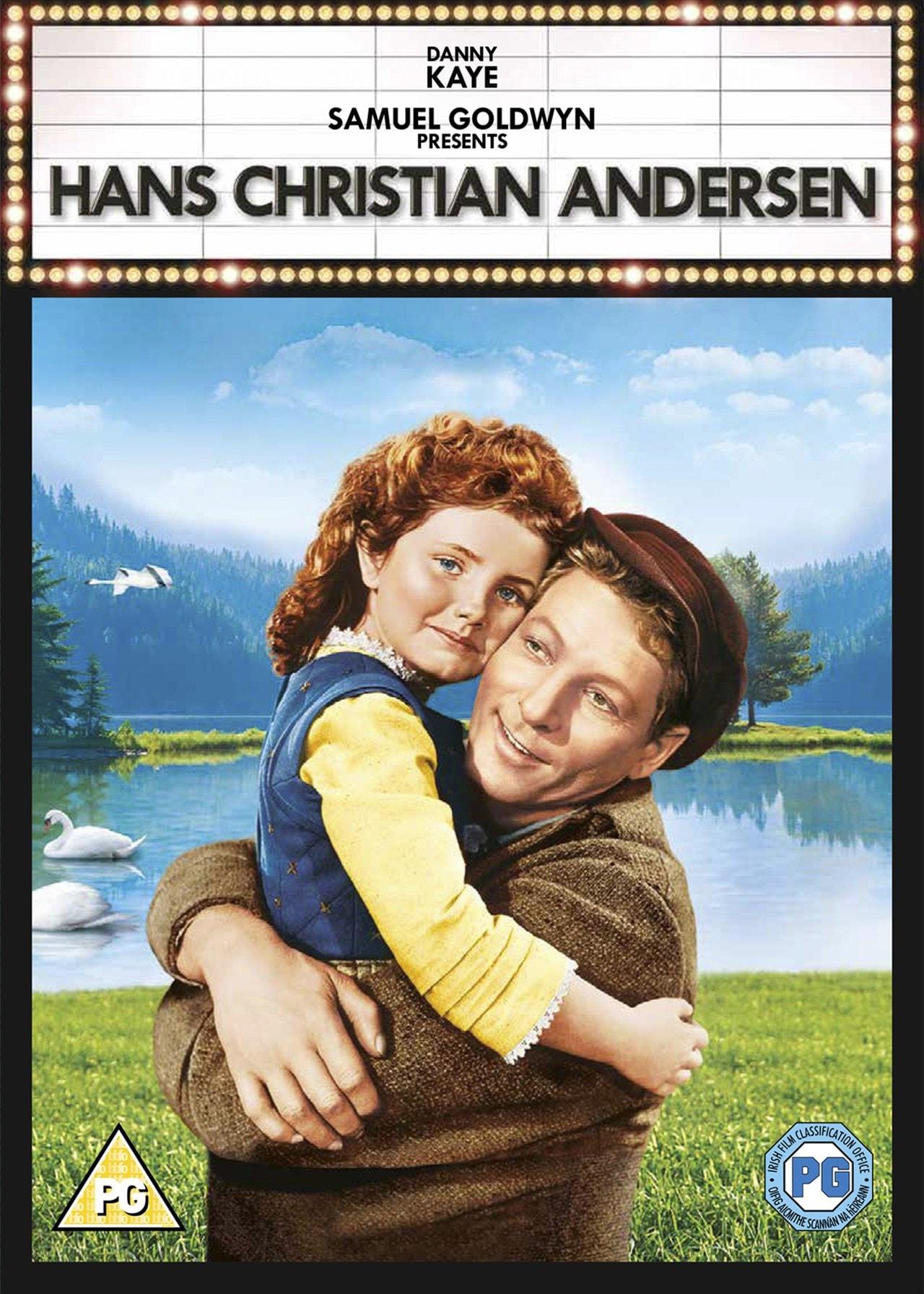 Hans Christian Andersen - Samuel Goldwyn Presents - 3