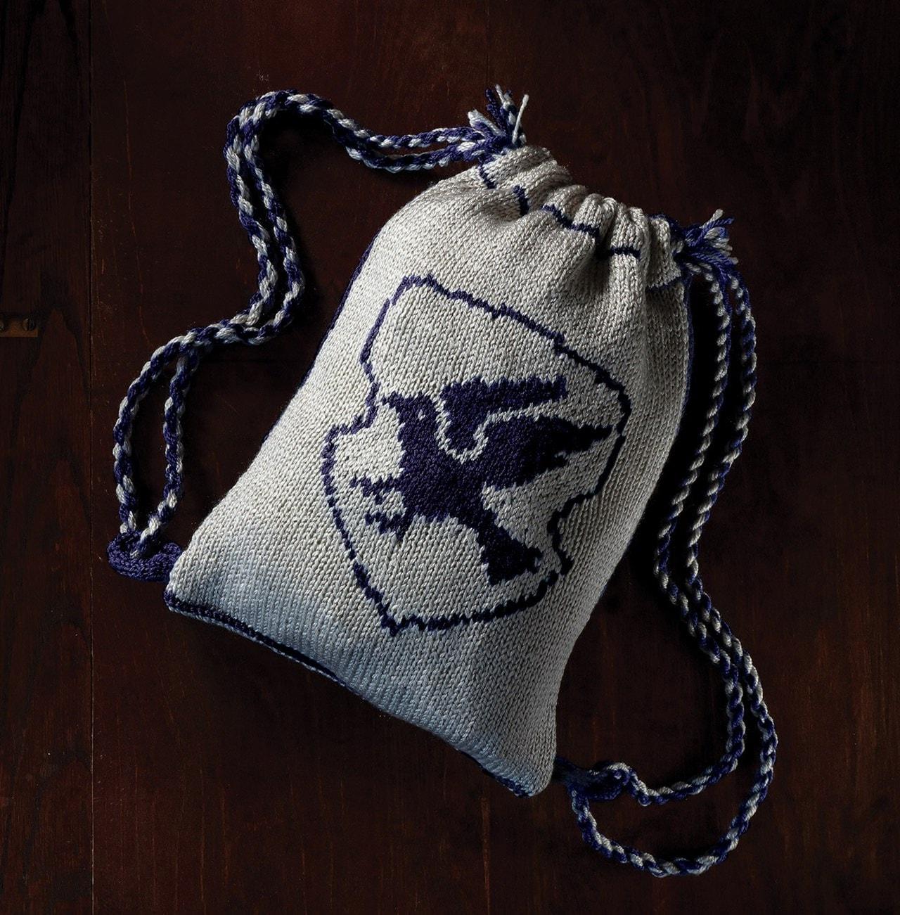 Ravenclaw House Kit Bag: Harry Potter Knit Kit - 3