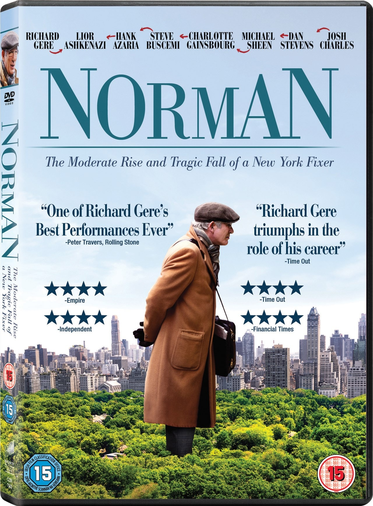 Norman: The Moderate Rise and Tragic Fall of a New York Fixer - 2