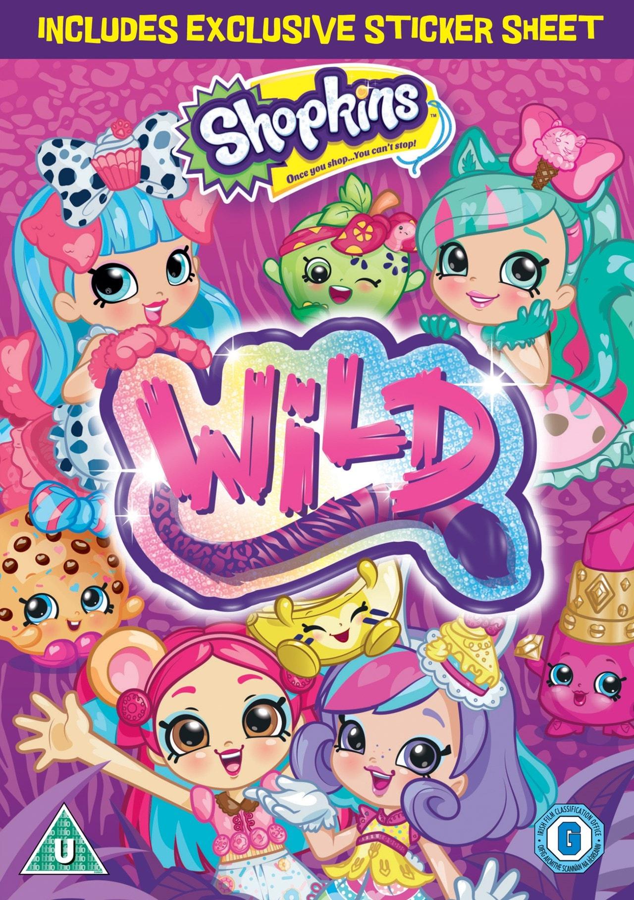Shopkins: Wild - 1