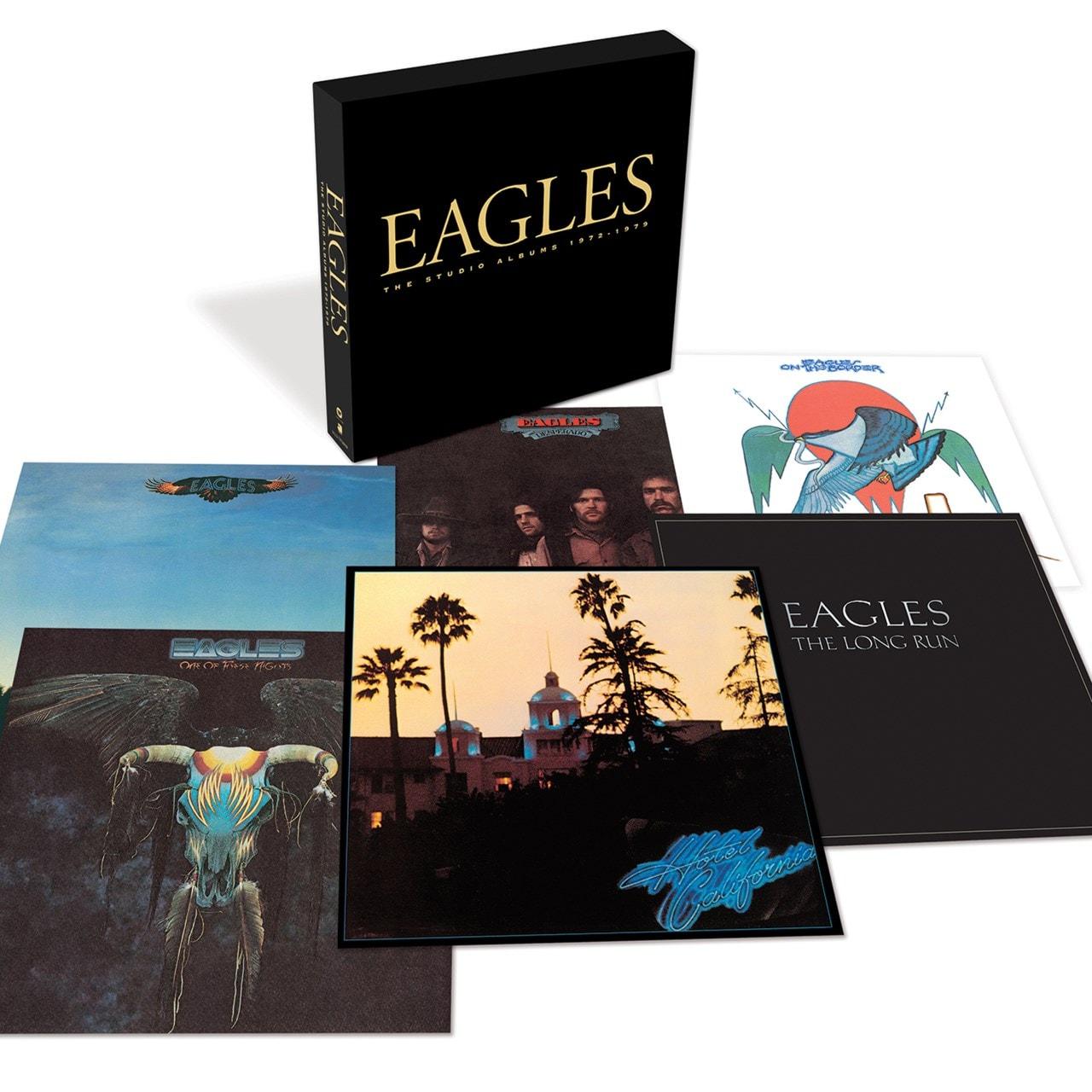 The Studio Albums: 1972-1979 - 1