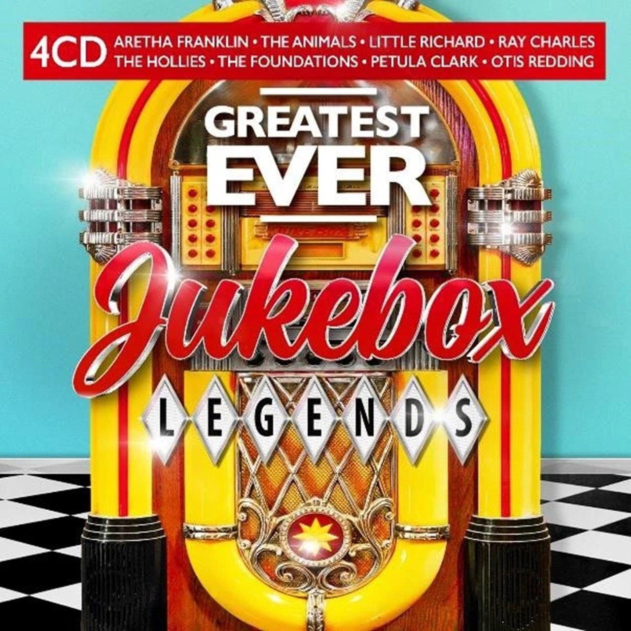 Greatest Ever Jukebox Legends - 1