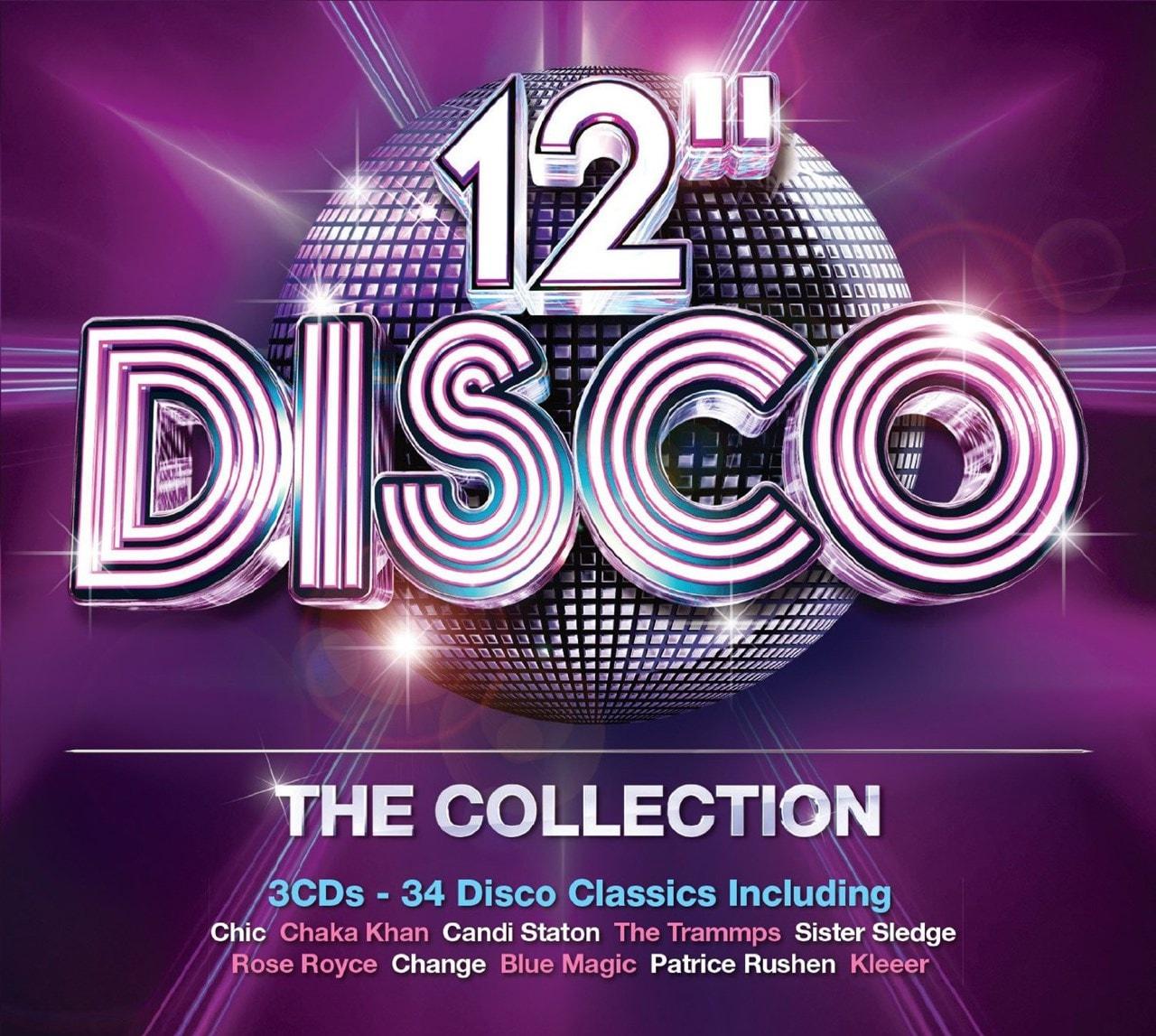 "12"" Disco: The Collection - 1"