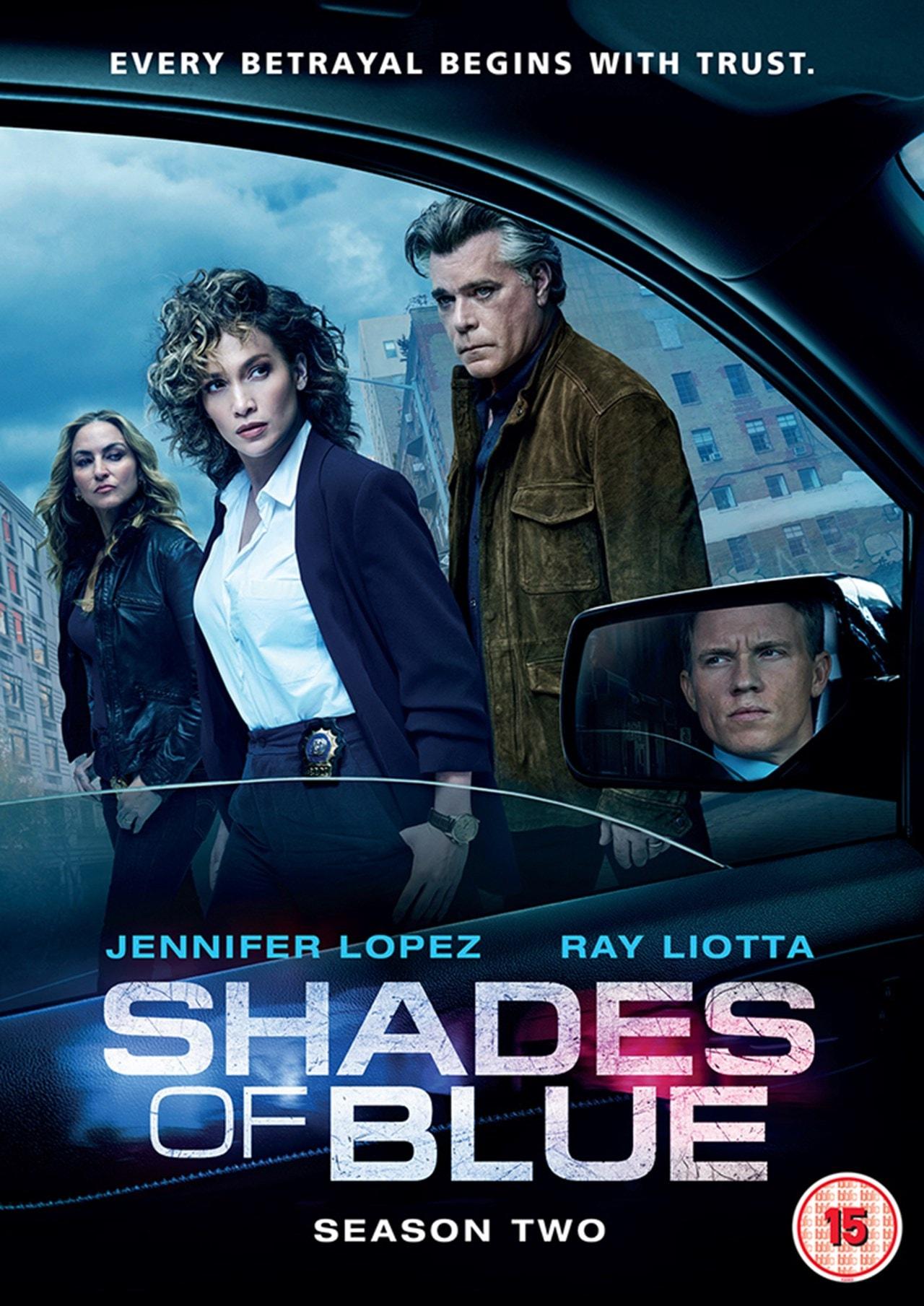 Shades Of Blue Season Two Dvd Box Set Free Shipping Over 20 Hmv Store
