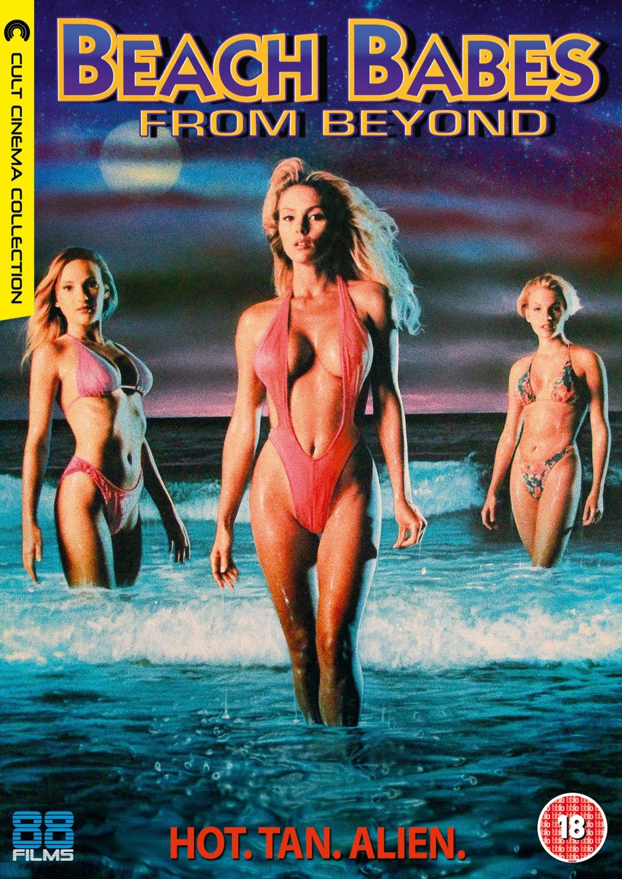 Beach Babes from Beyond - 1