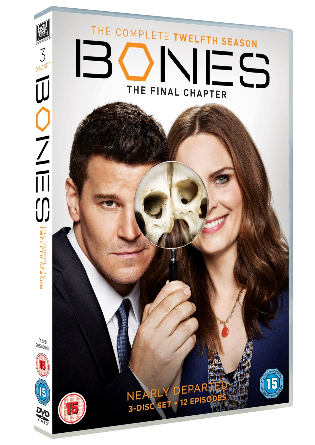 Bones: The Complete Twelfth Season - The Final Chapter - 2