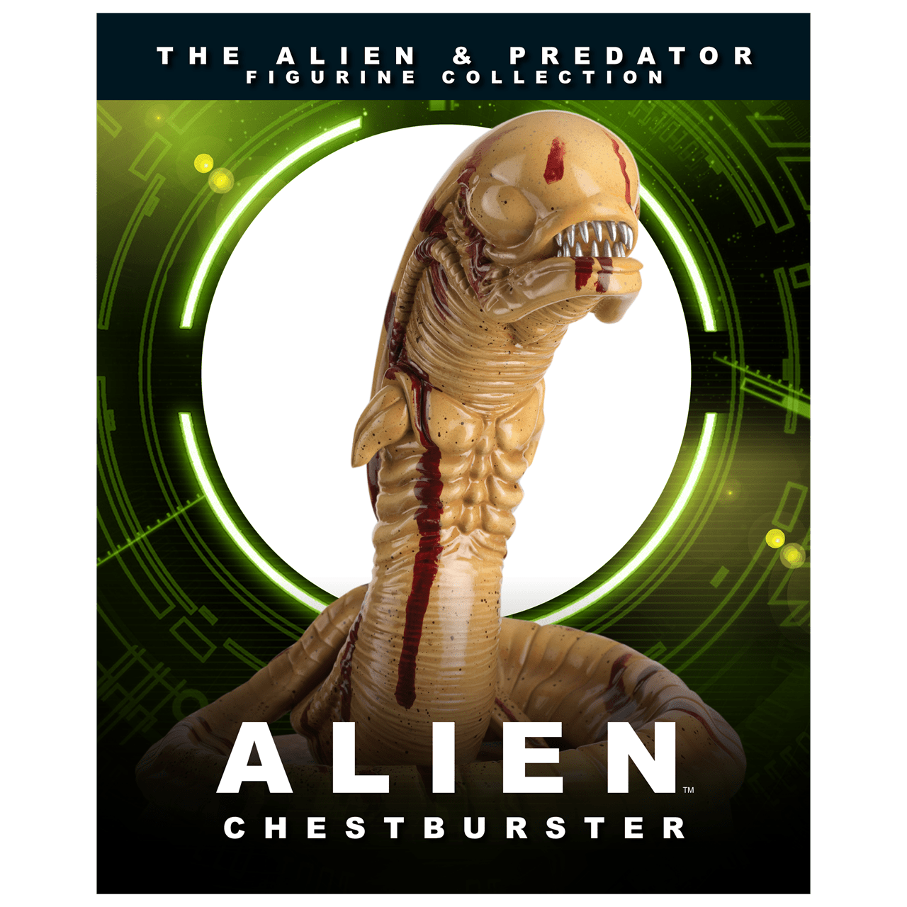 Alien: Chest Burster Mega Figurine (online only) Hero Collector - 5