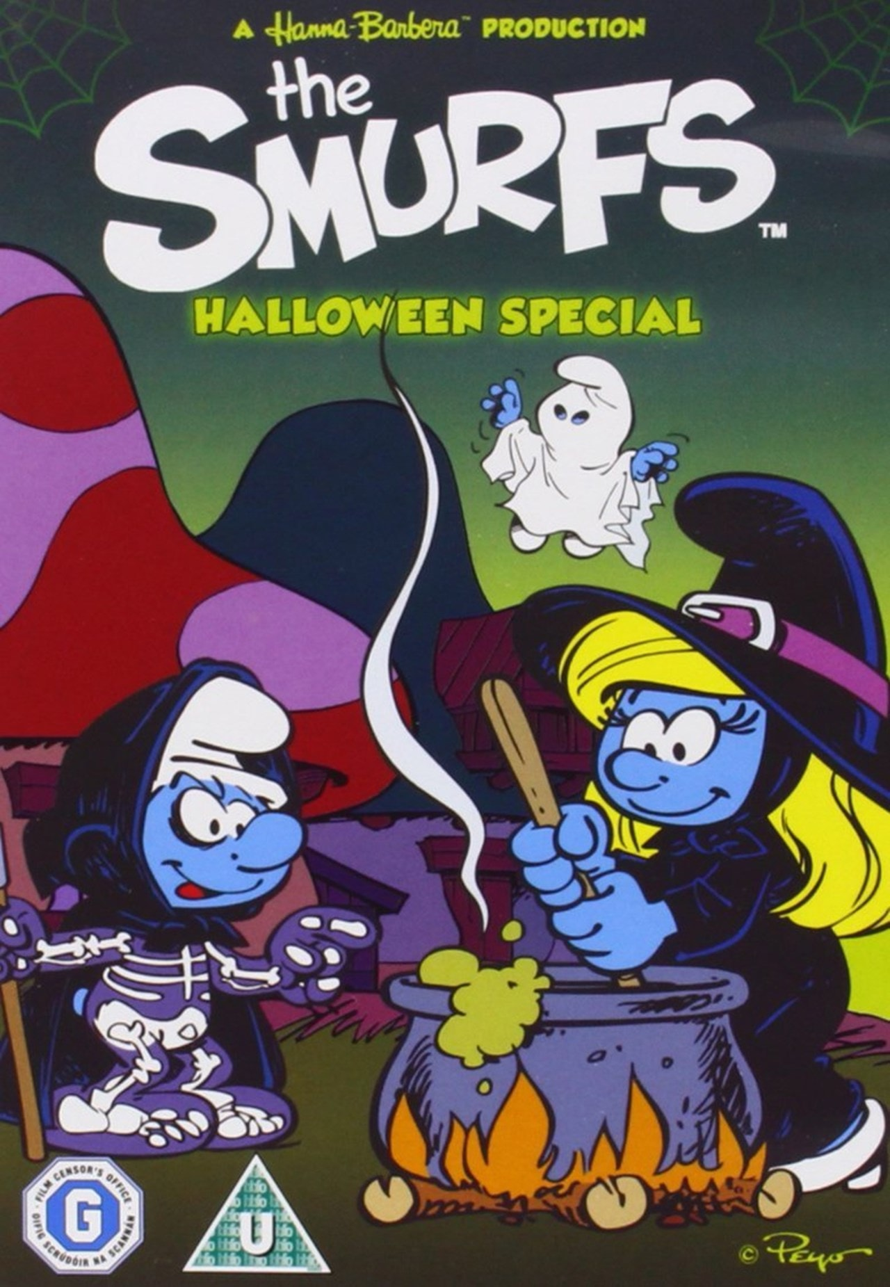 The Smurfs: Halloween Special - 1