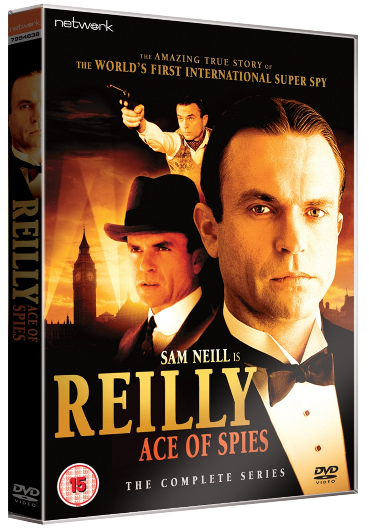 Reilly - Ace of Spies: The Complete Series - 2