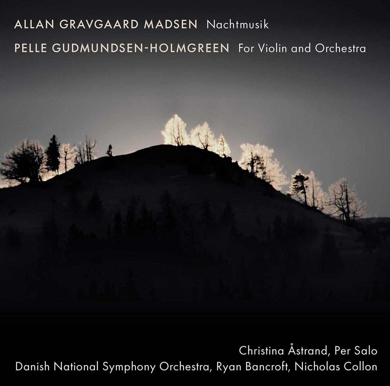 Allan Gravgaard Madsen: Nachtmusik/... - 1