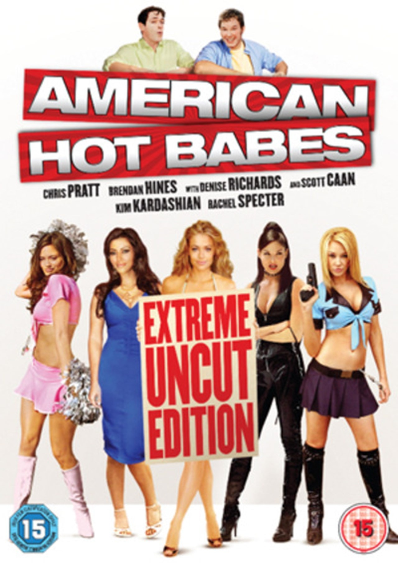 American Hot Babes - 1
