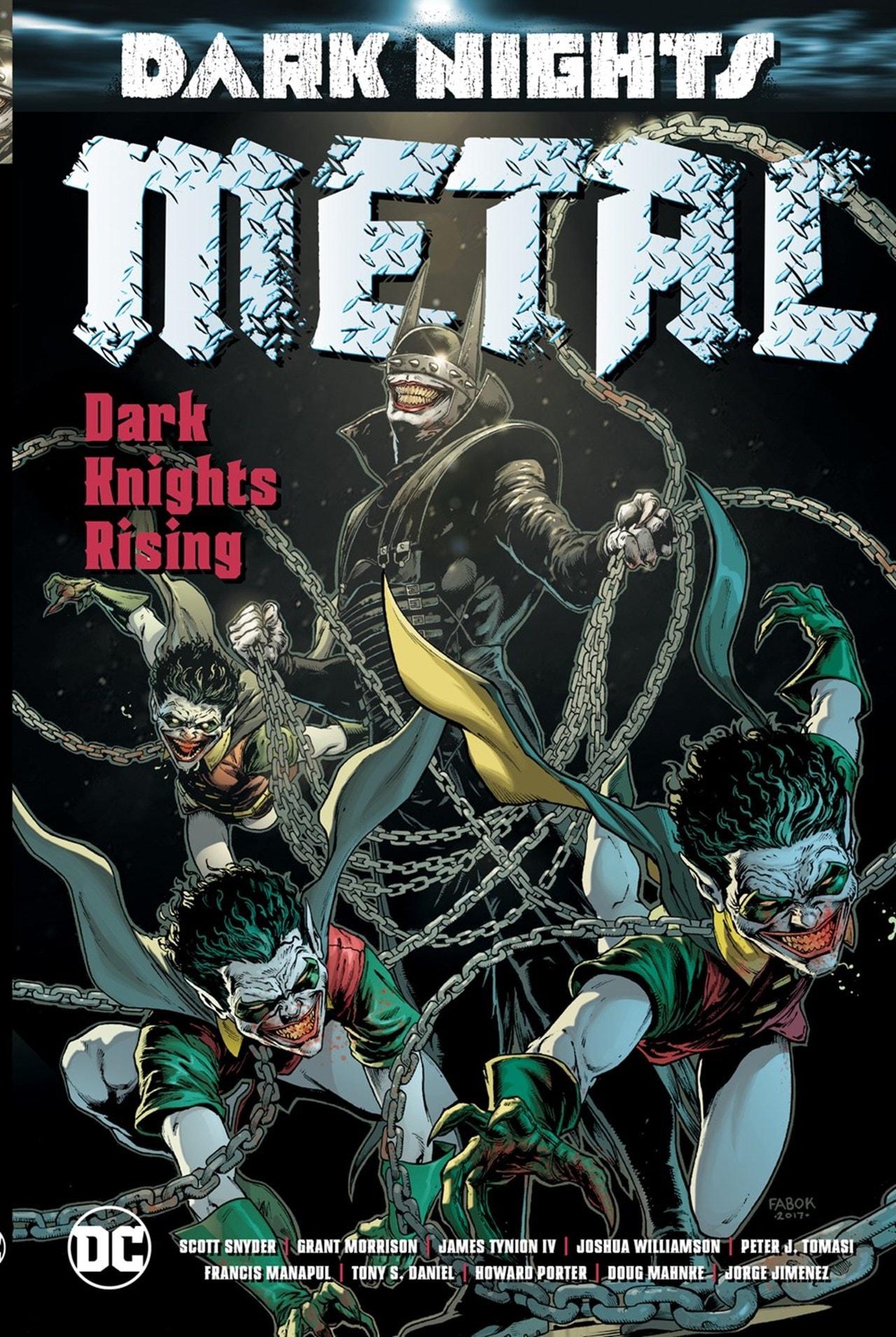 Batman: Dark Knights Rising - 1