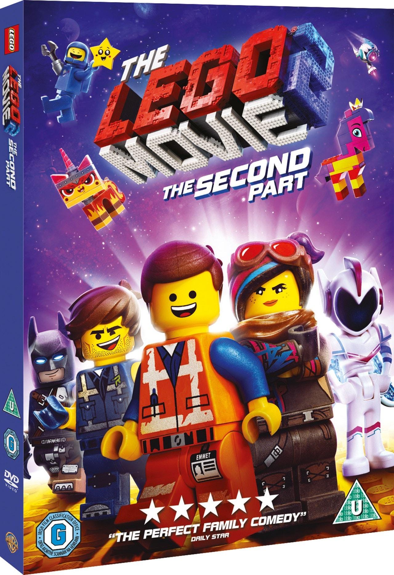 The LEGO Movie 2 - 2