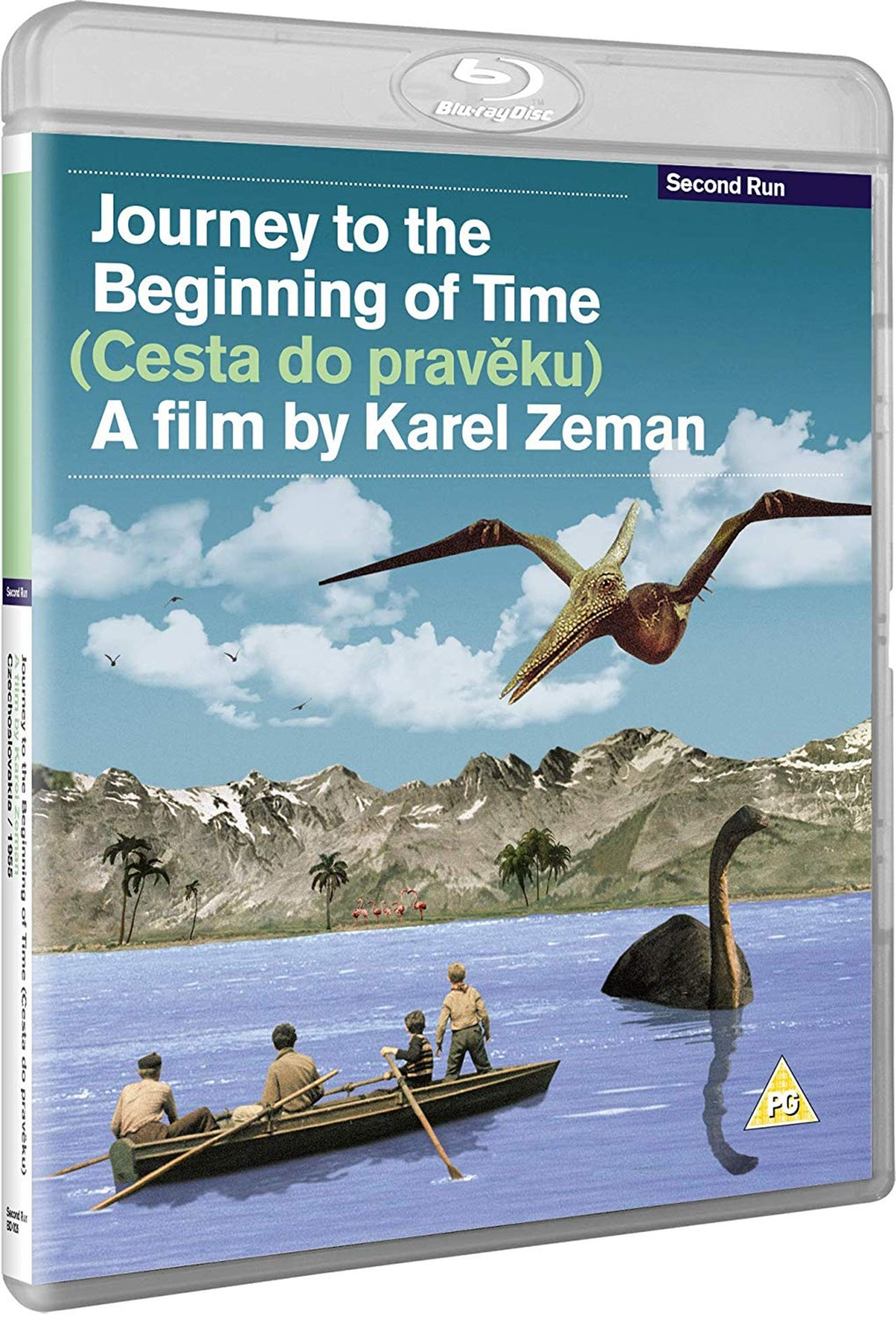 A Journey to the Beginning of Time - 2