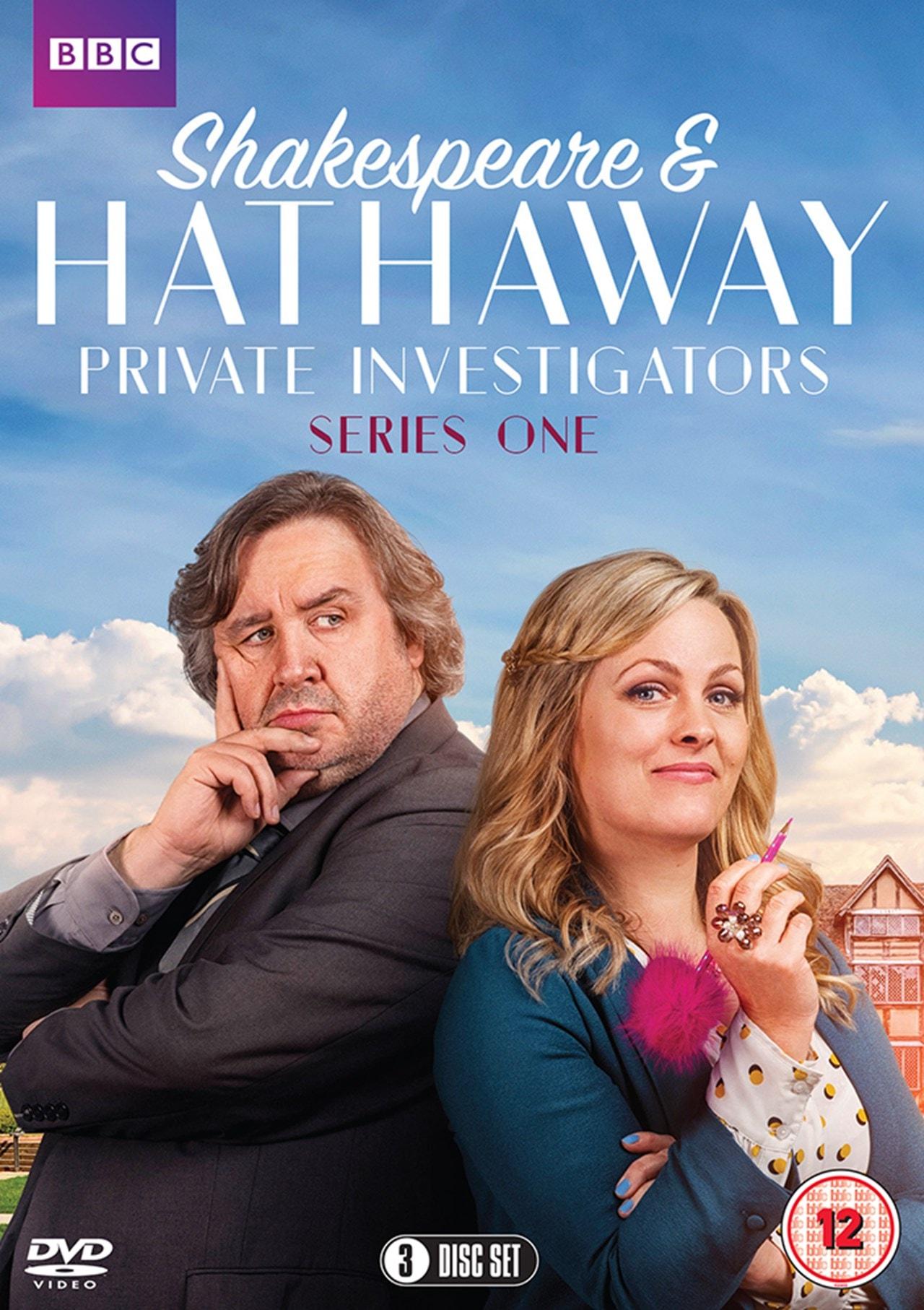 Shakespeare & Hathaway - Private Investigators: Series One - 1
