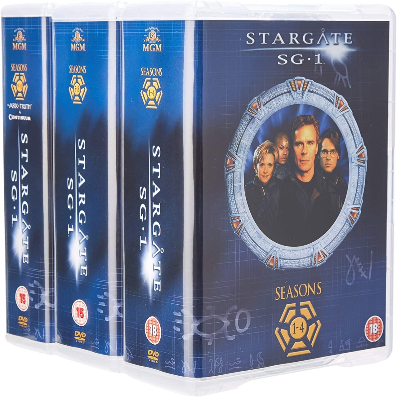Stargate SG1: The Complete Series - 2