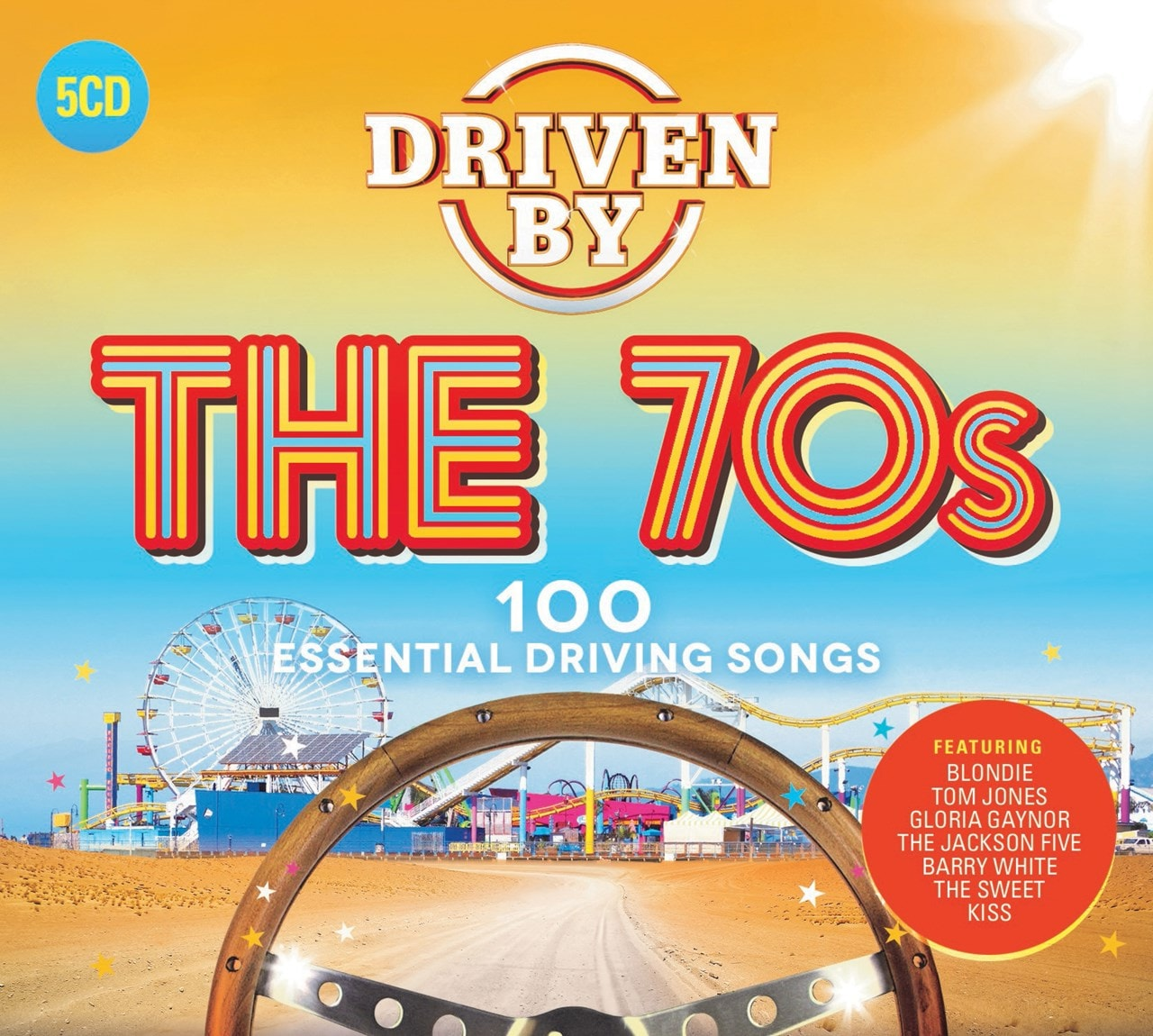 Driven By the 70s - 2