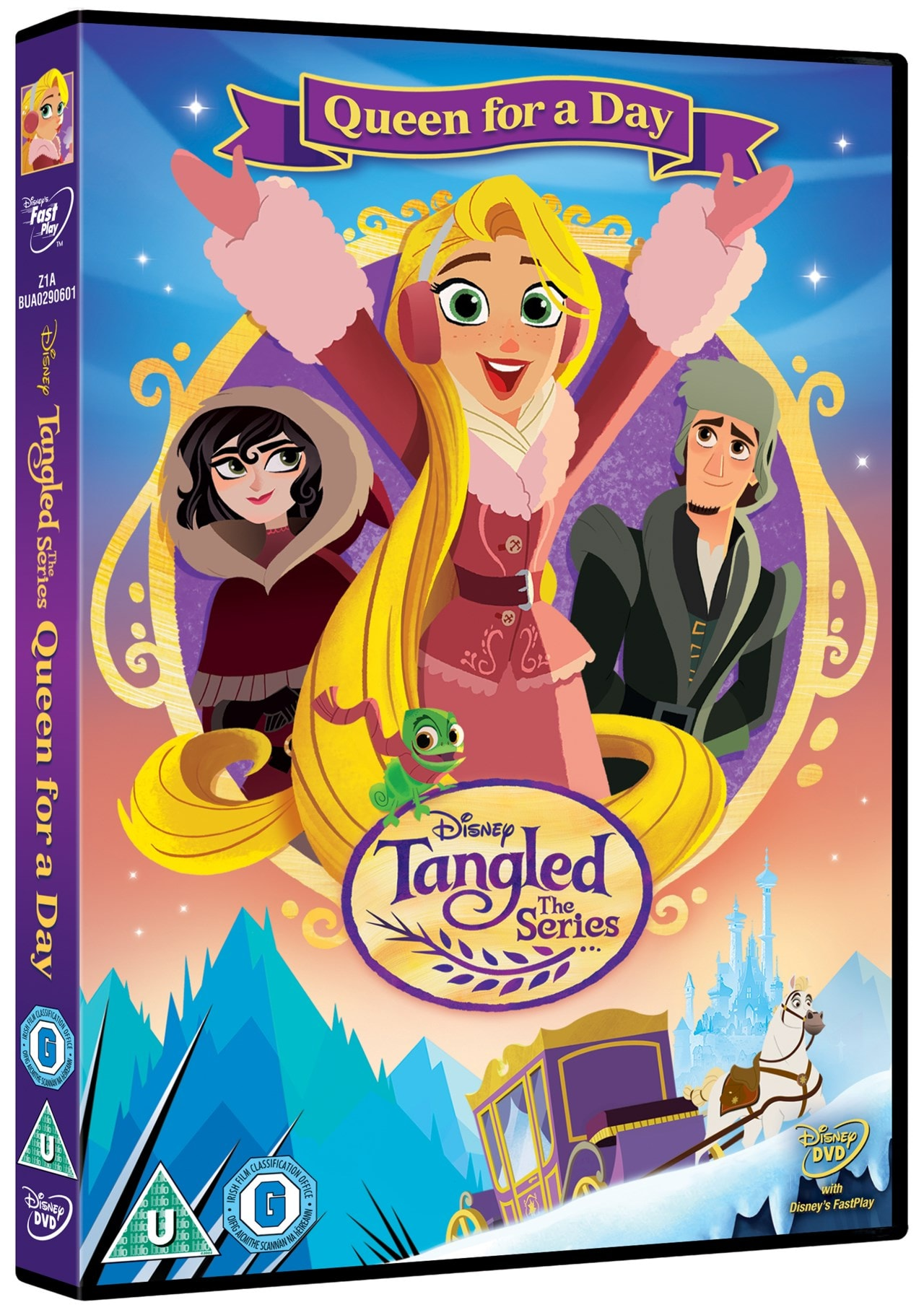 Tangled: The Series - Queen for a Day - 2