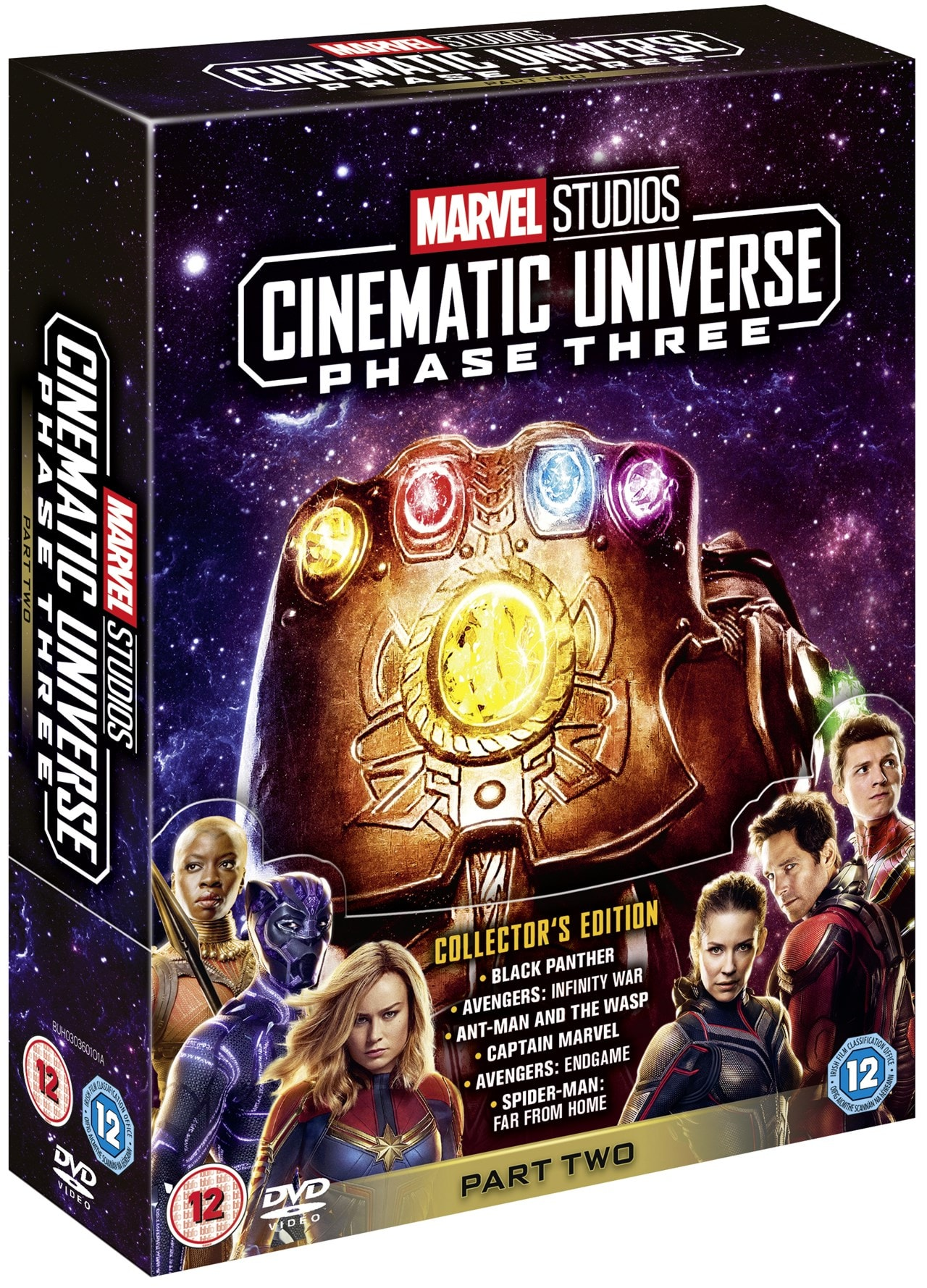 Marvel Studios Cinematic Universe: Phase Three - Part Two - 2