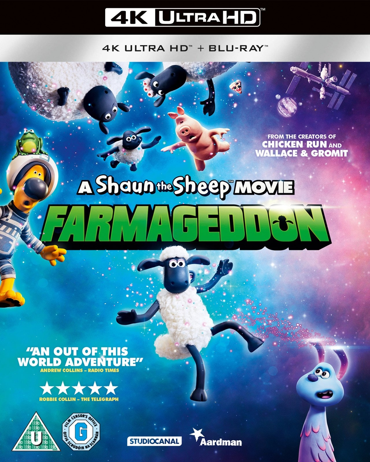 A Shaun the Sheep Movie - Farmageddon - 1